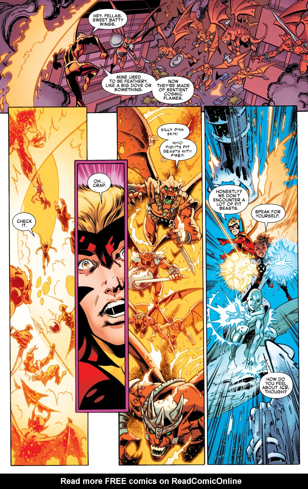 All-New X-Men (2016) Issue #16 #18 - English 8