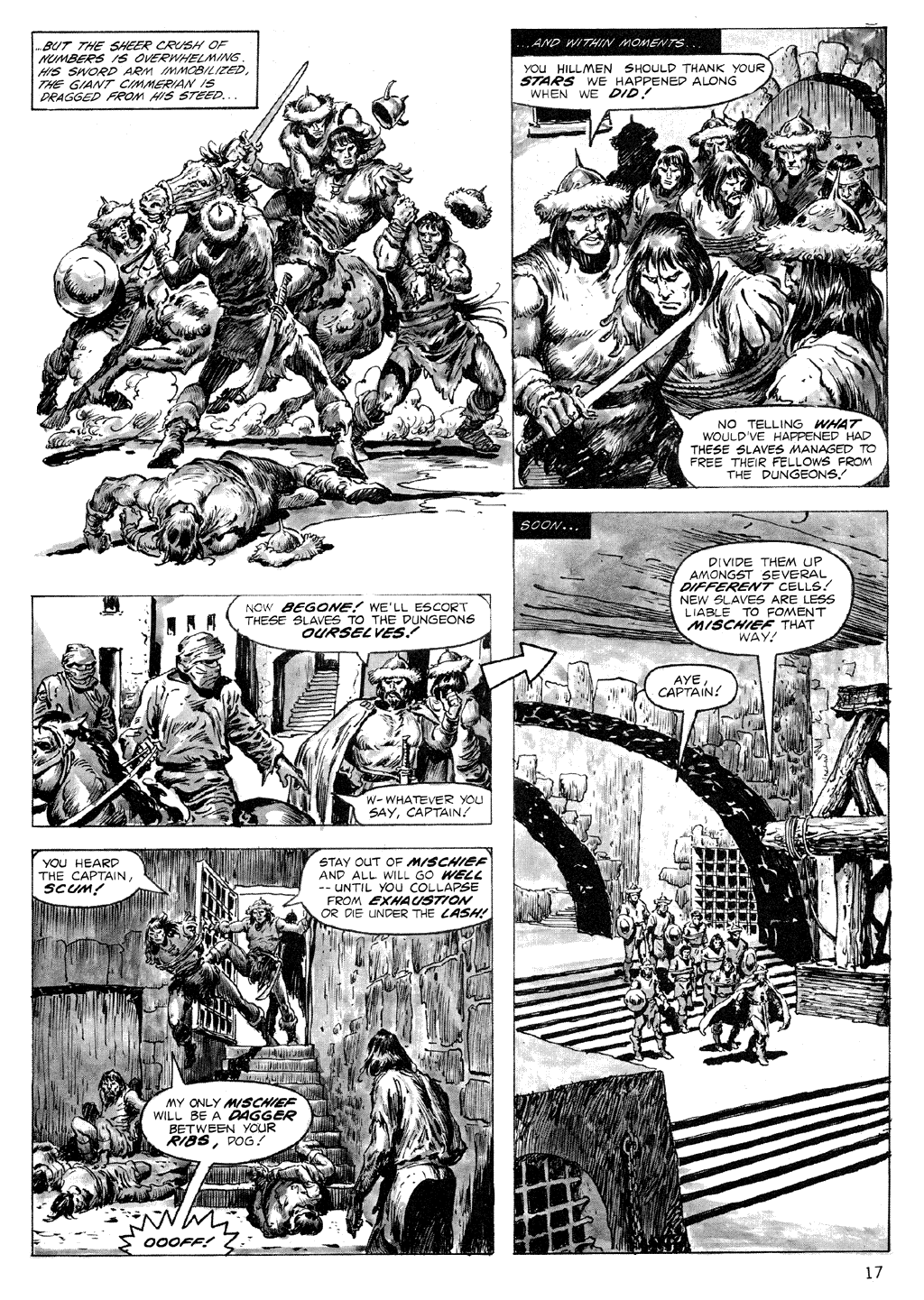 The Savage Sword Of Conan Issue #71 #72 - English 17