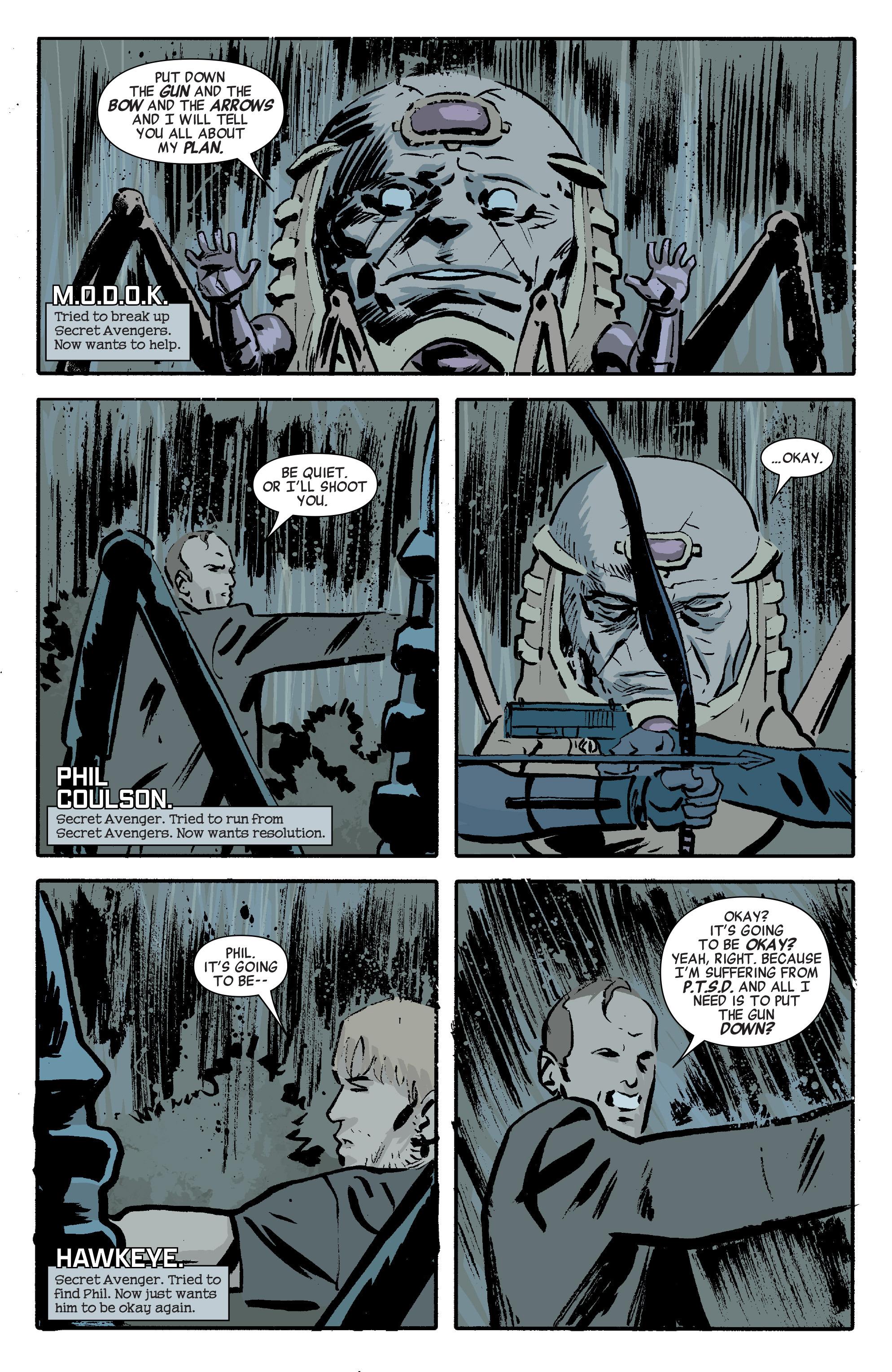 Read online Secret Avengers (2014) comic -  Issue #11 - 5