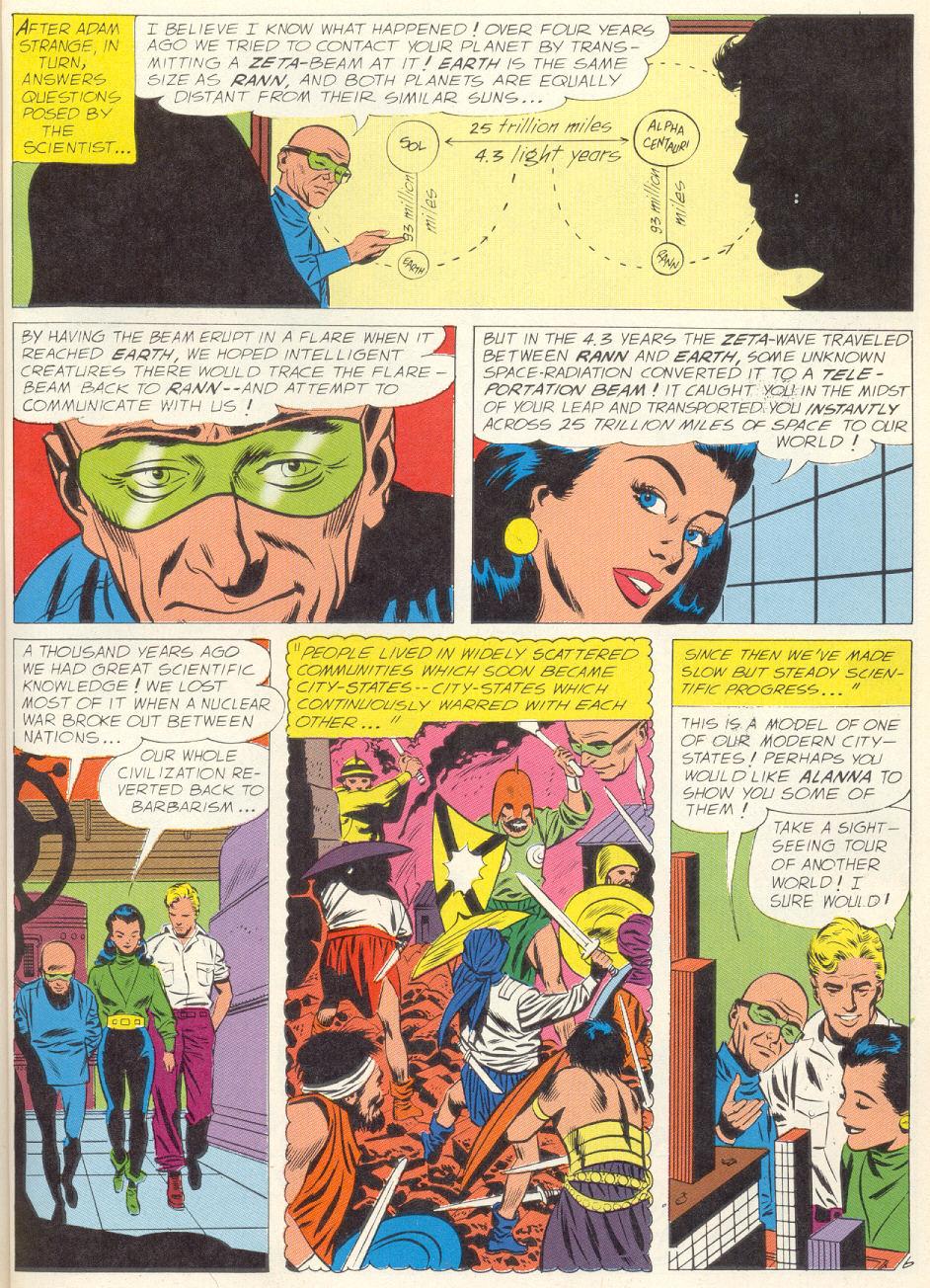 Read online Secret Origins (1961) comic -  Issue # Full - 20