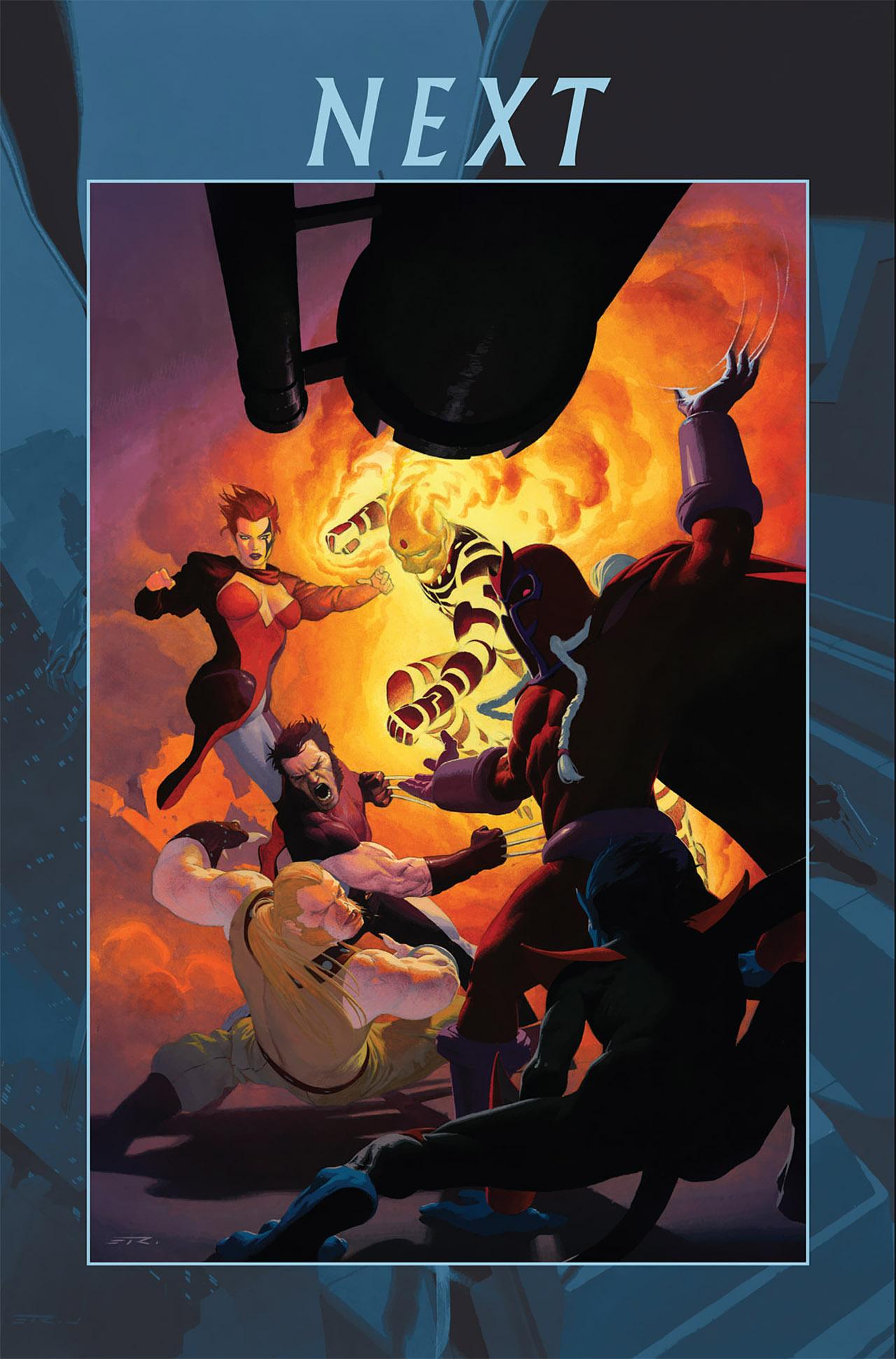 Uncanny X-Force (2010) #10 #27 - English 25