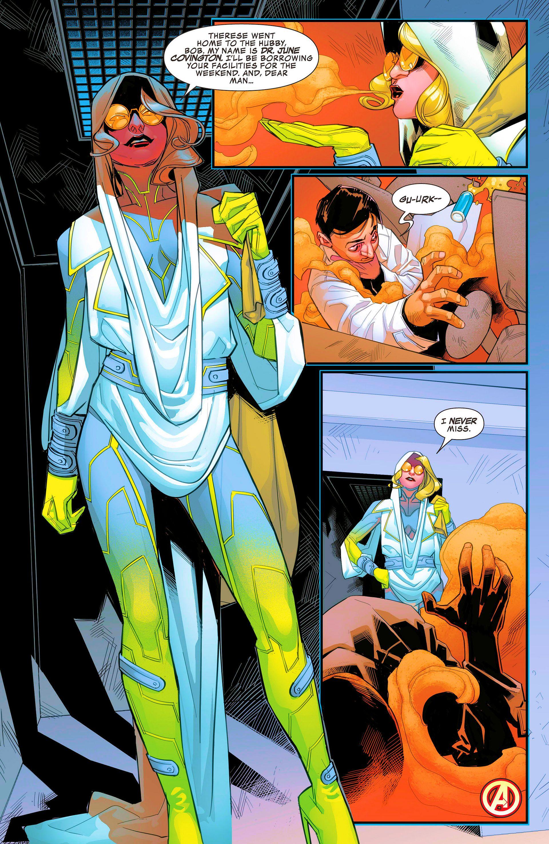 Read online Avengers Assemble (2012) comic -  Issue #21 - 22