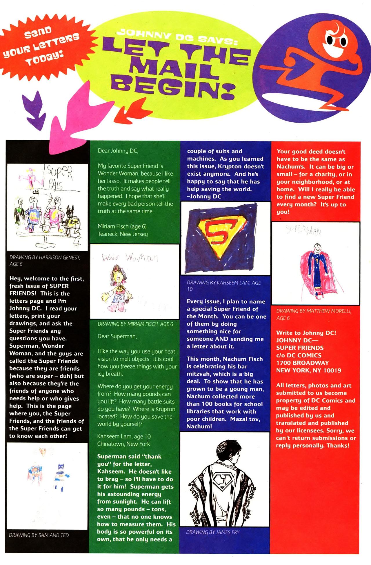 Super Friends #1 #29 - English 33
