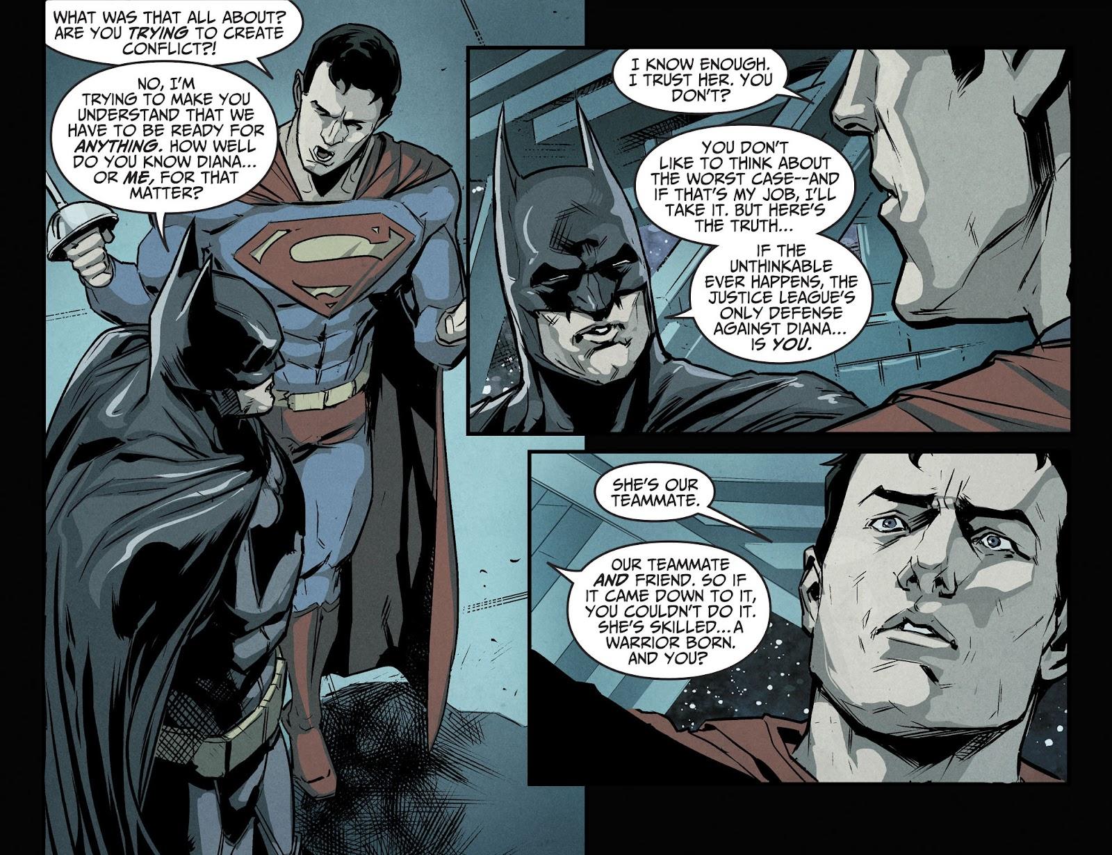 Injustice: Gods Among Us Year Four Issue #10 #11 - English 11