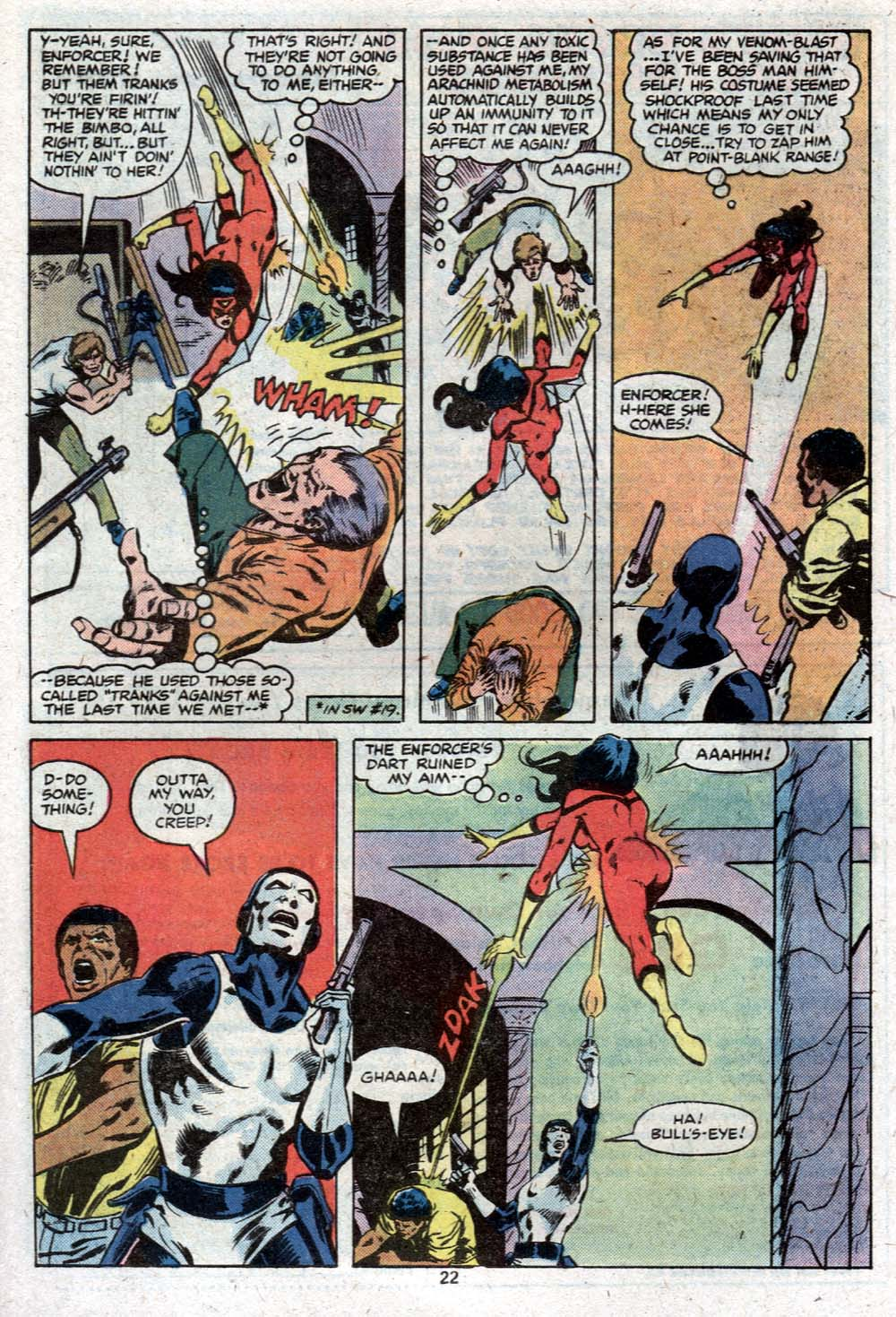 Spider-Woman (1978) Issue #27 #27 - English 14
