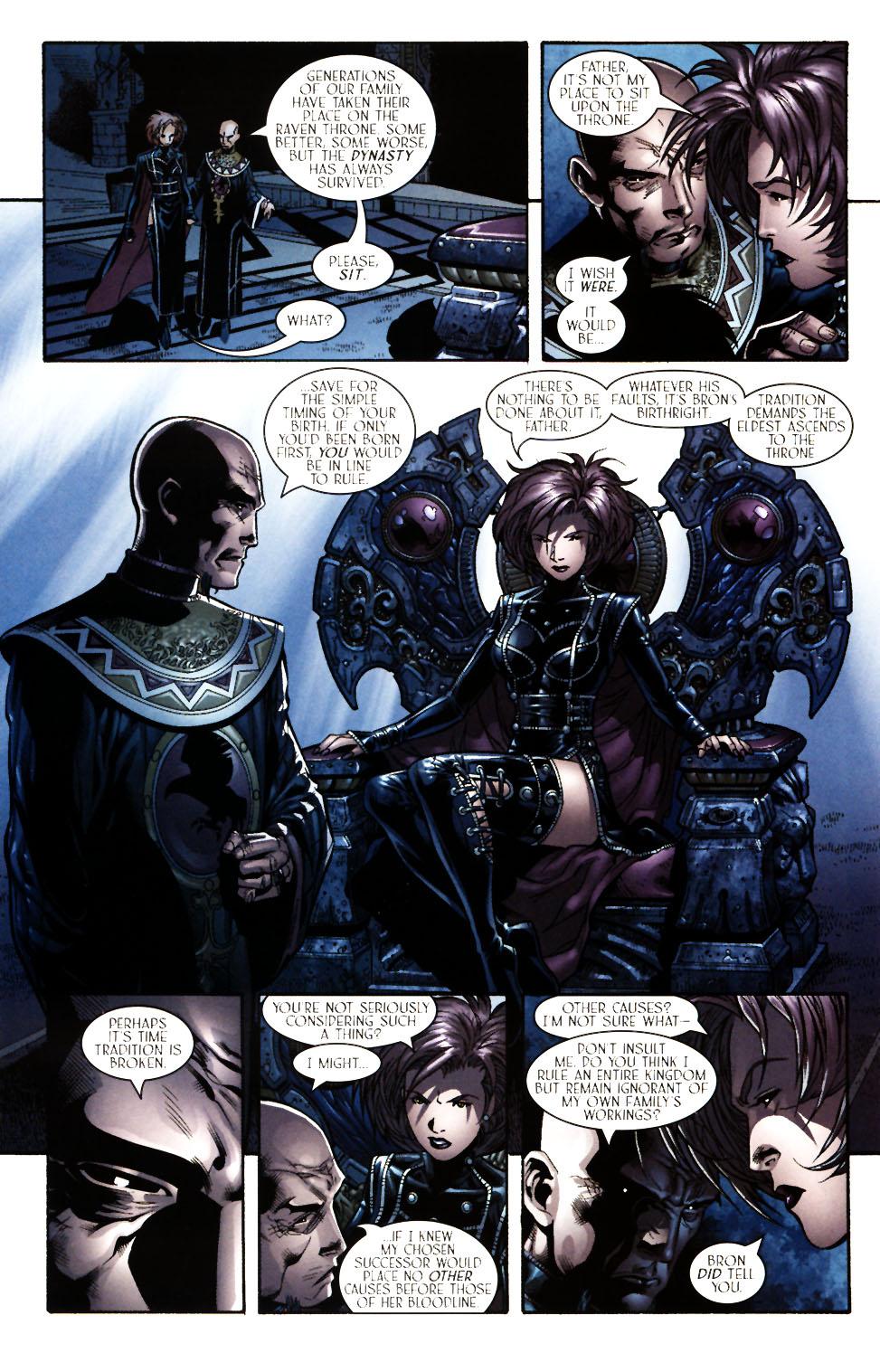 Read online Scion comic -  Issue #11 - 16