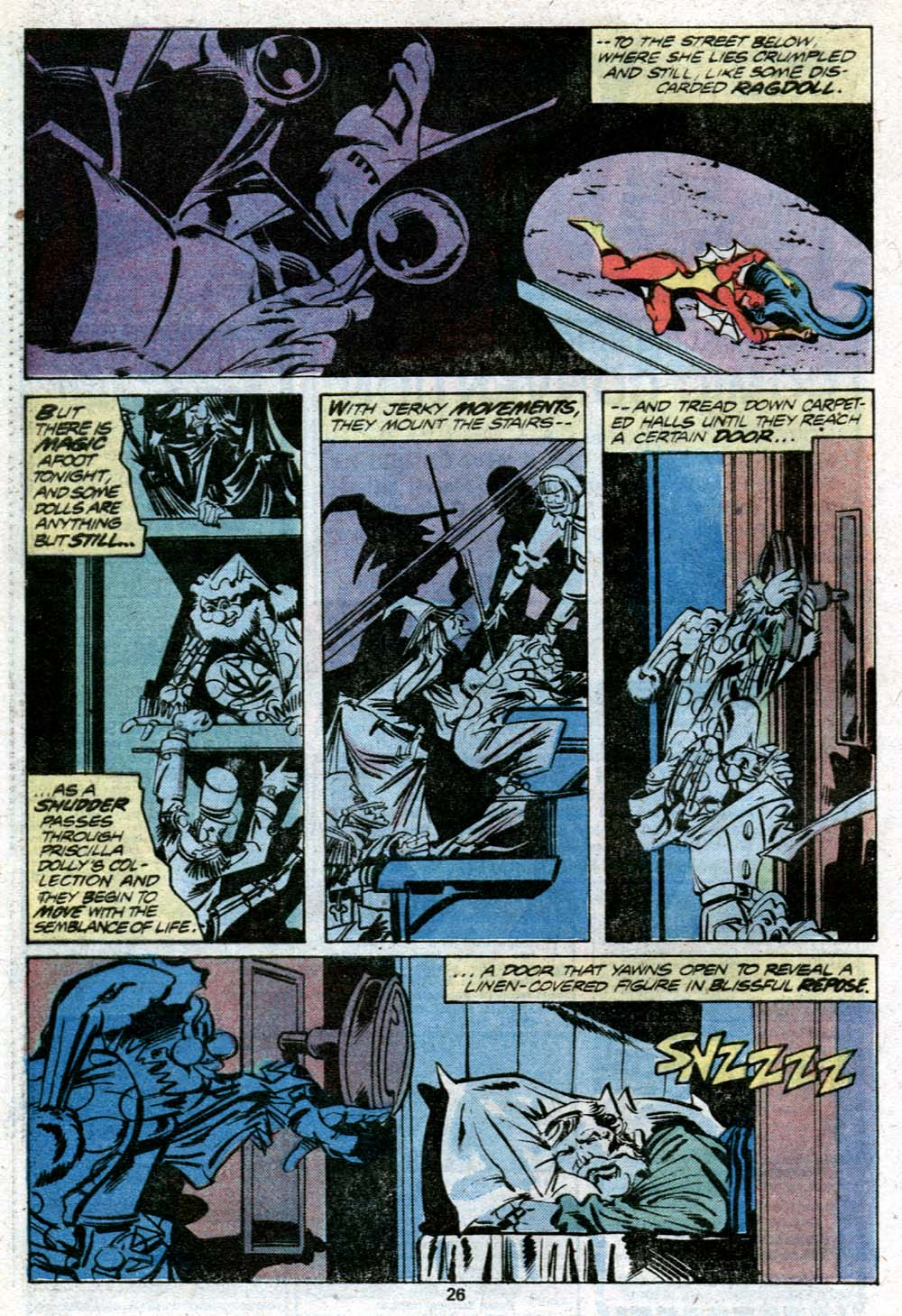 Spider-Woman (1978) Issue #11 #11 - English 16