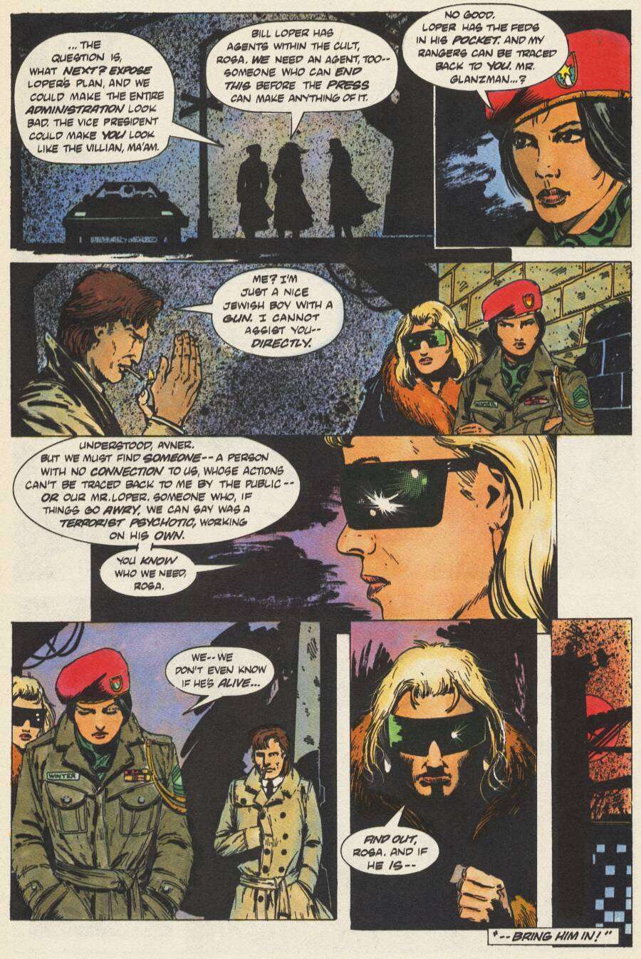 Read online Scout comic -  Issue #10 - 13