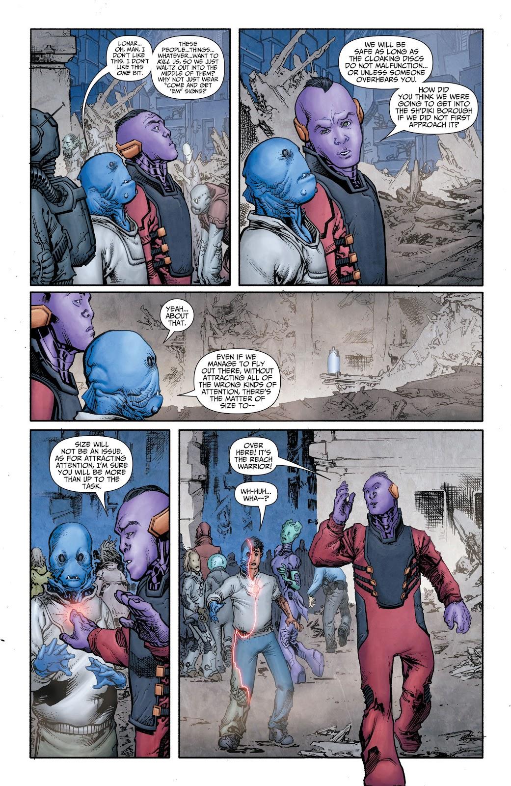 Threshold (2013) Issue #7 #7 - English 16