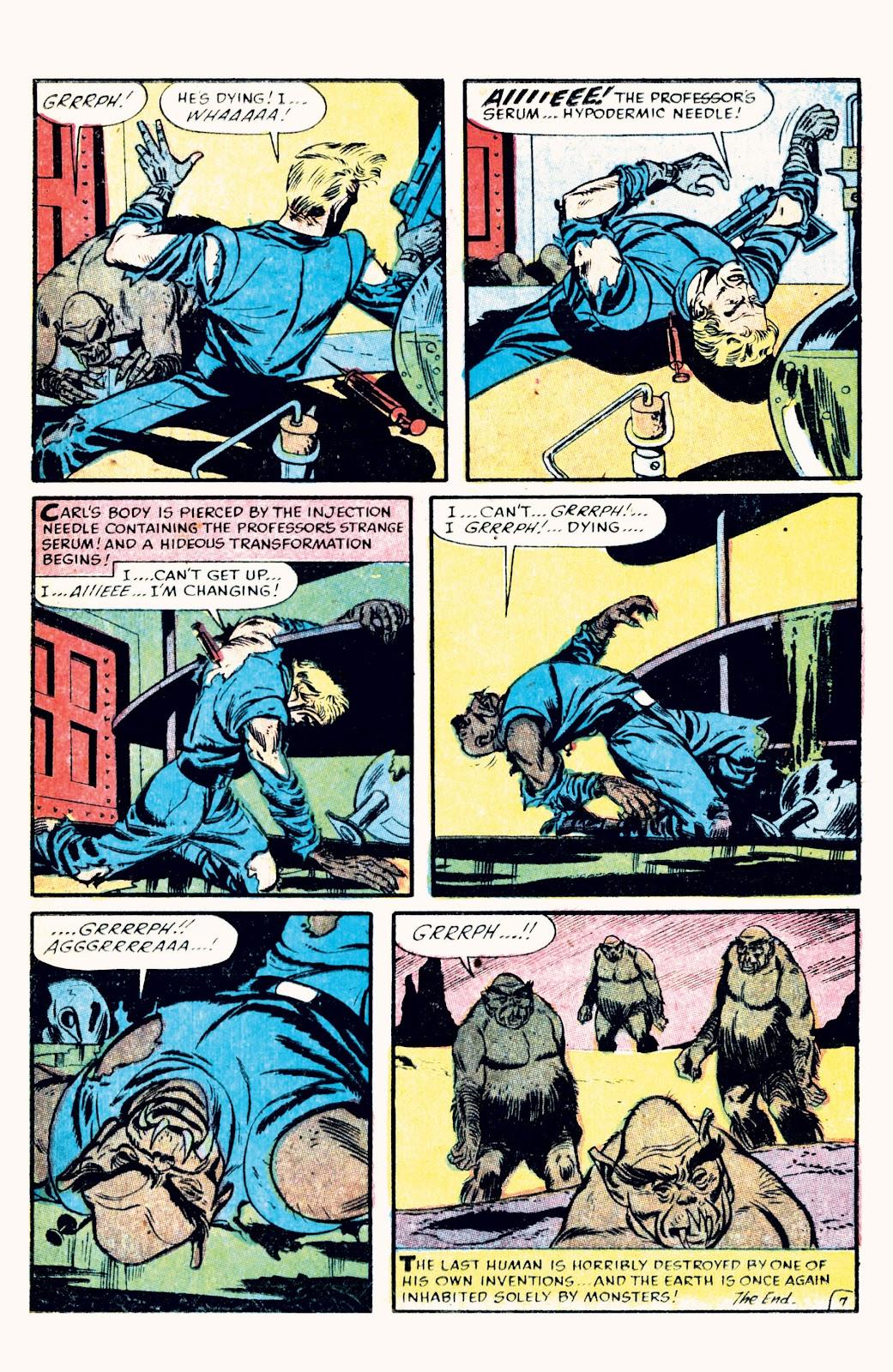 Haunted Horror Issue #9 #9 - English 30