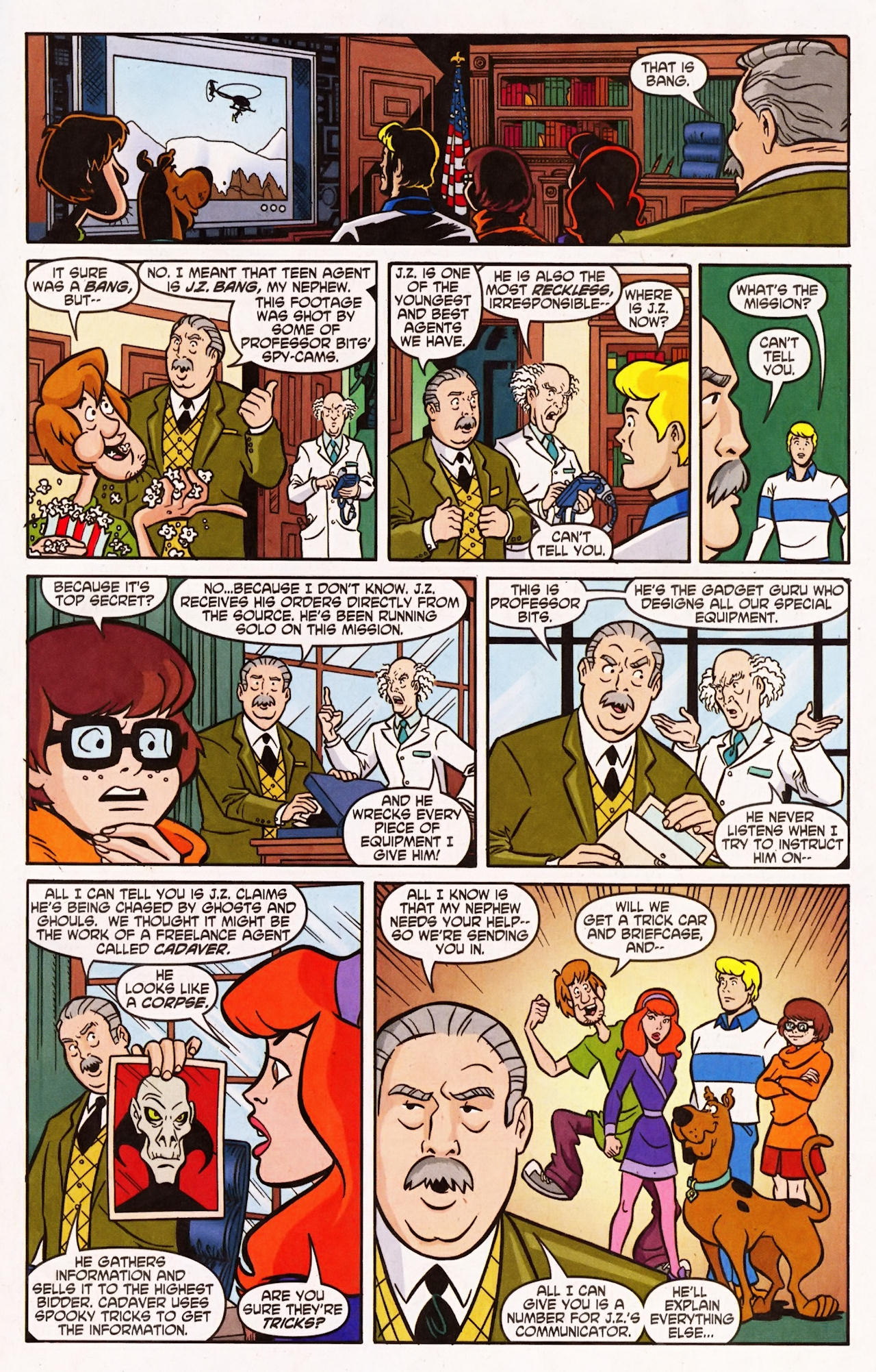 Read online Scooby-Doo (1997) comic -  Issue #138 - 4