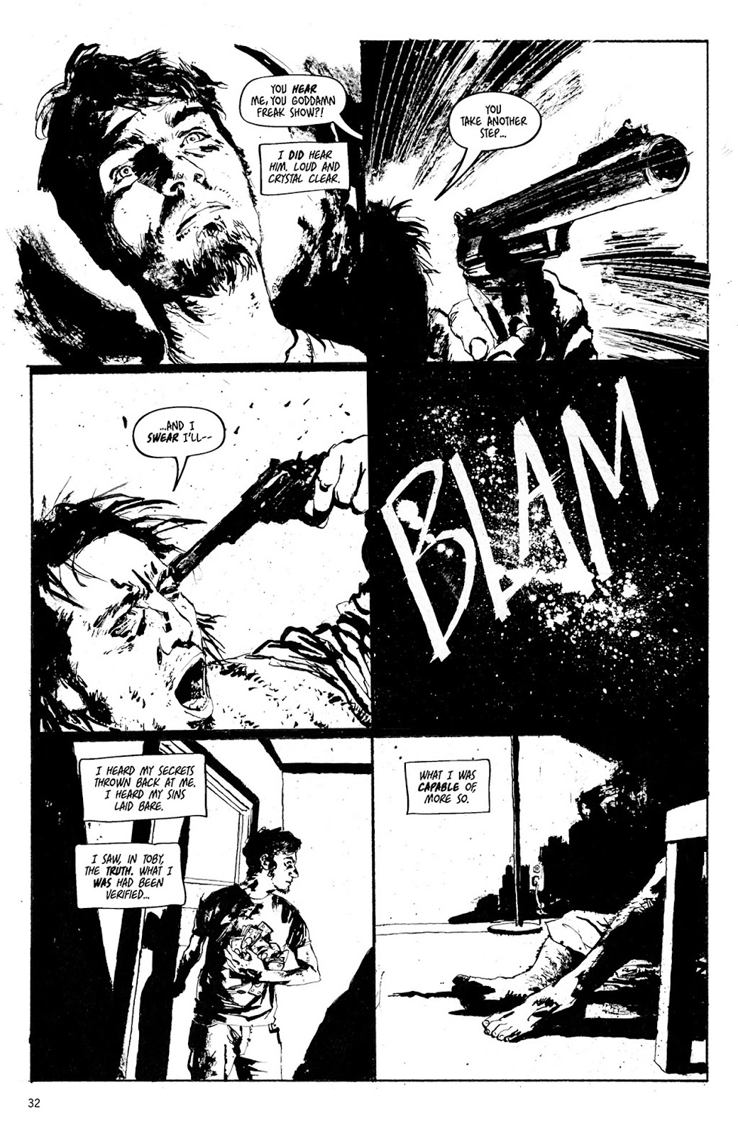 Creepy (2009) Issue #2 #2 - English 34