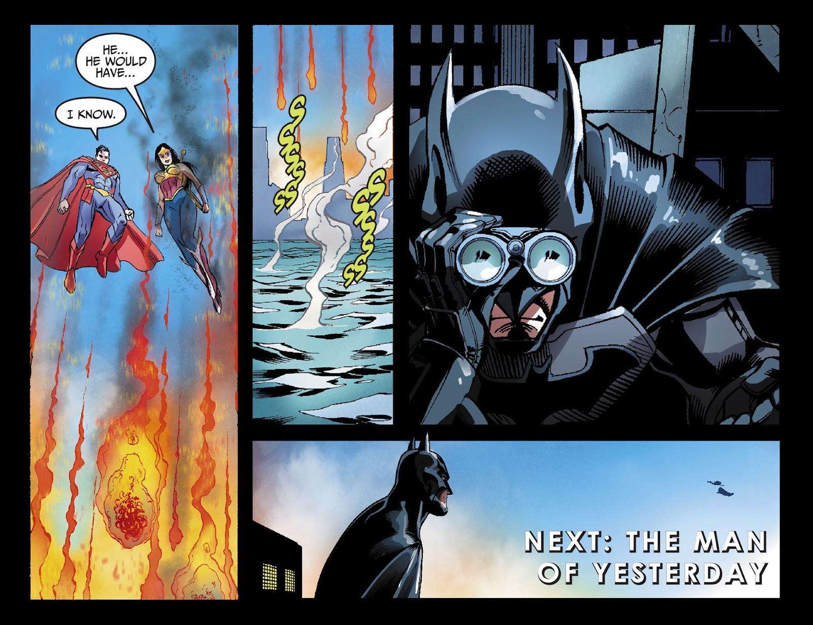 Injustice: Gods Among Us [I] Issue #29 #30 - English 22