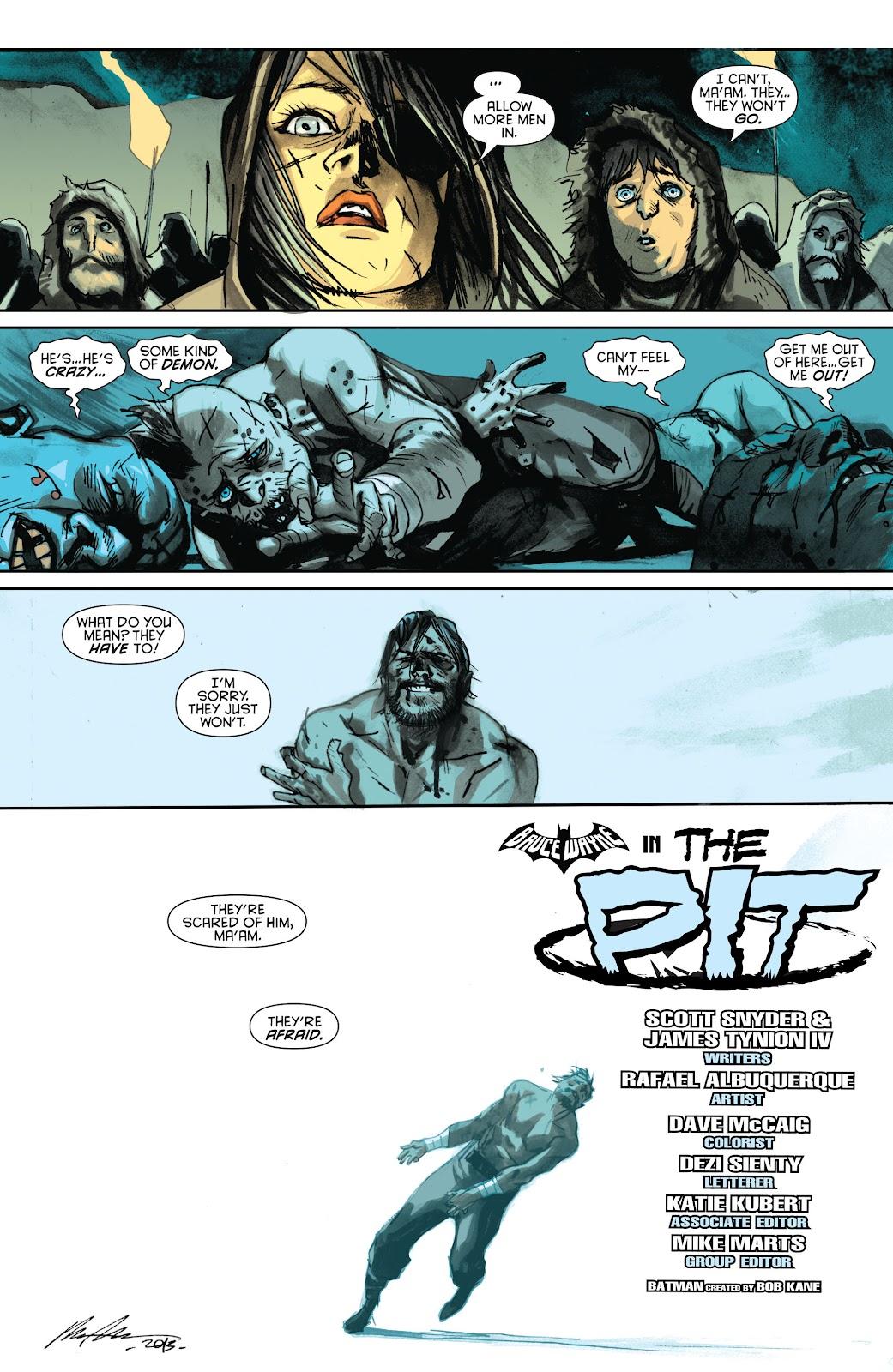 Batman (2011) Issue #23 #38 - English 28