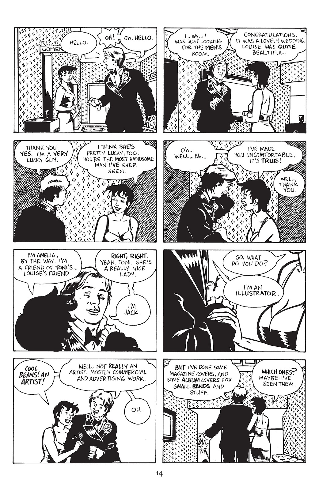 Stray Bullets Issue #19 #19 - English 16