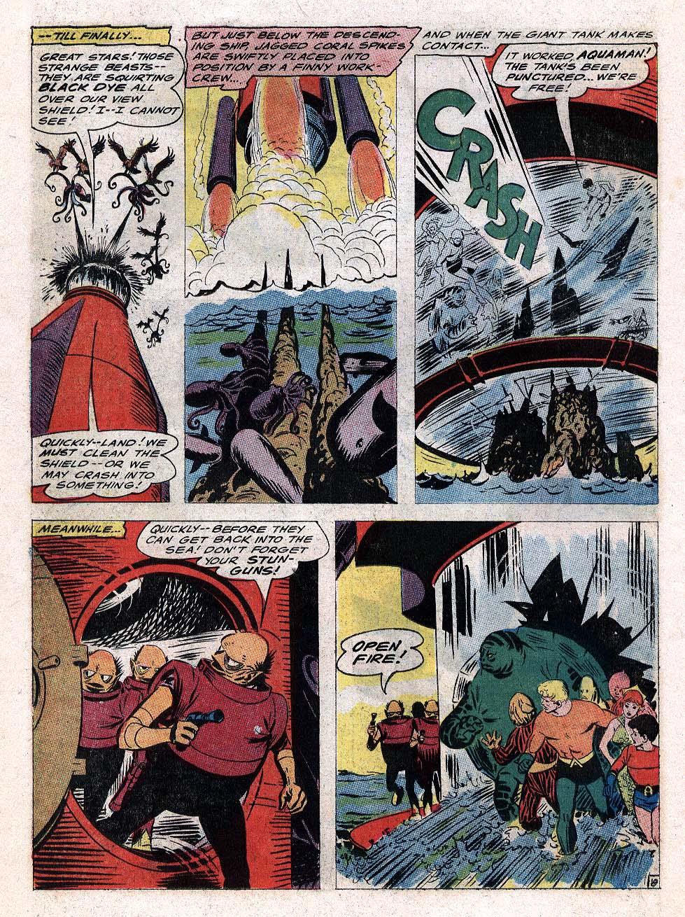 Aquaman (1962) Issue #27 #27 - English 26