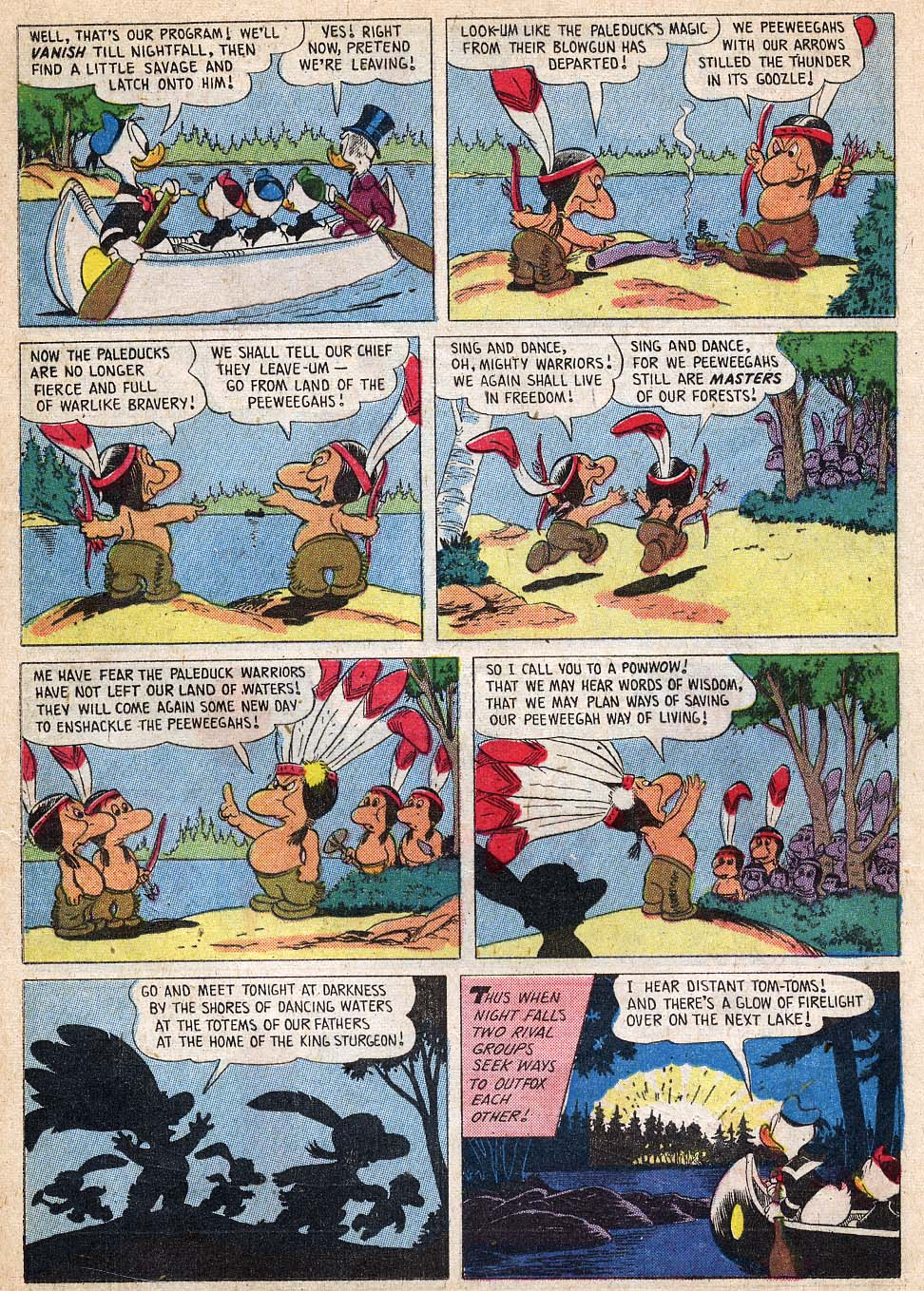 Uncle Scrooge (1953) #18 #387 - English 13