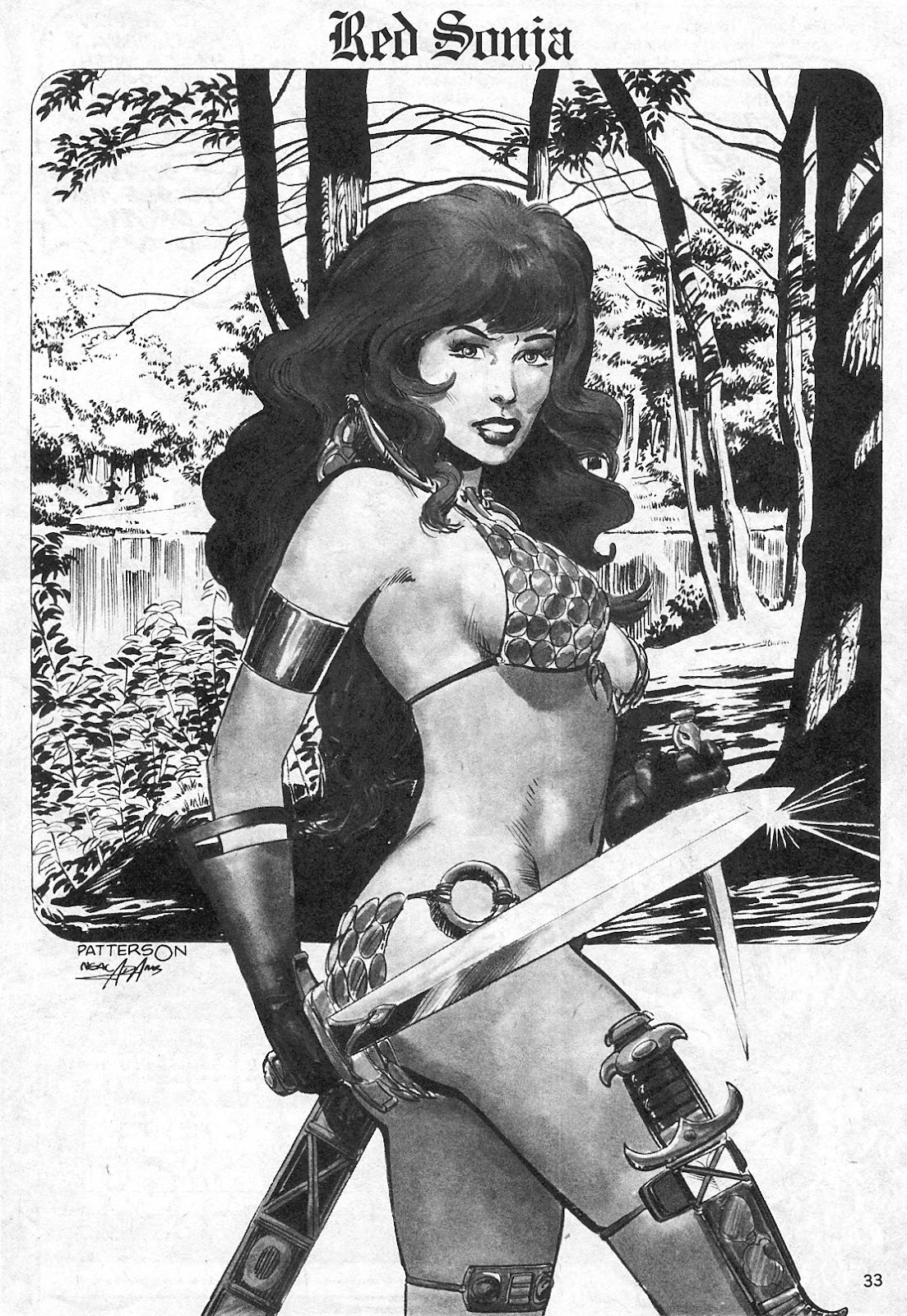 The Savage Sword Of Conan Issue #29 #30 - English 33