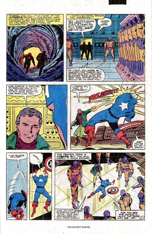Captain America (1968) _Annual 6 #6 - English 33