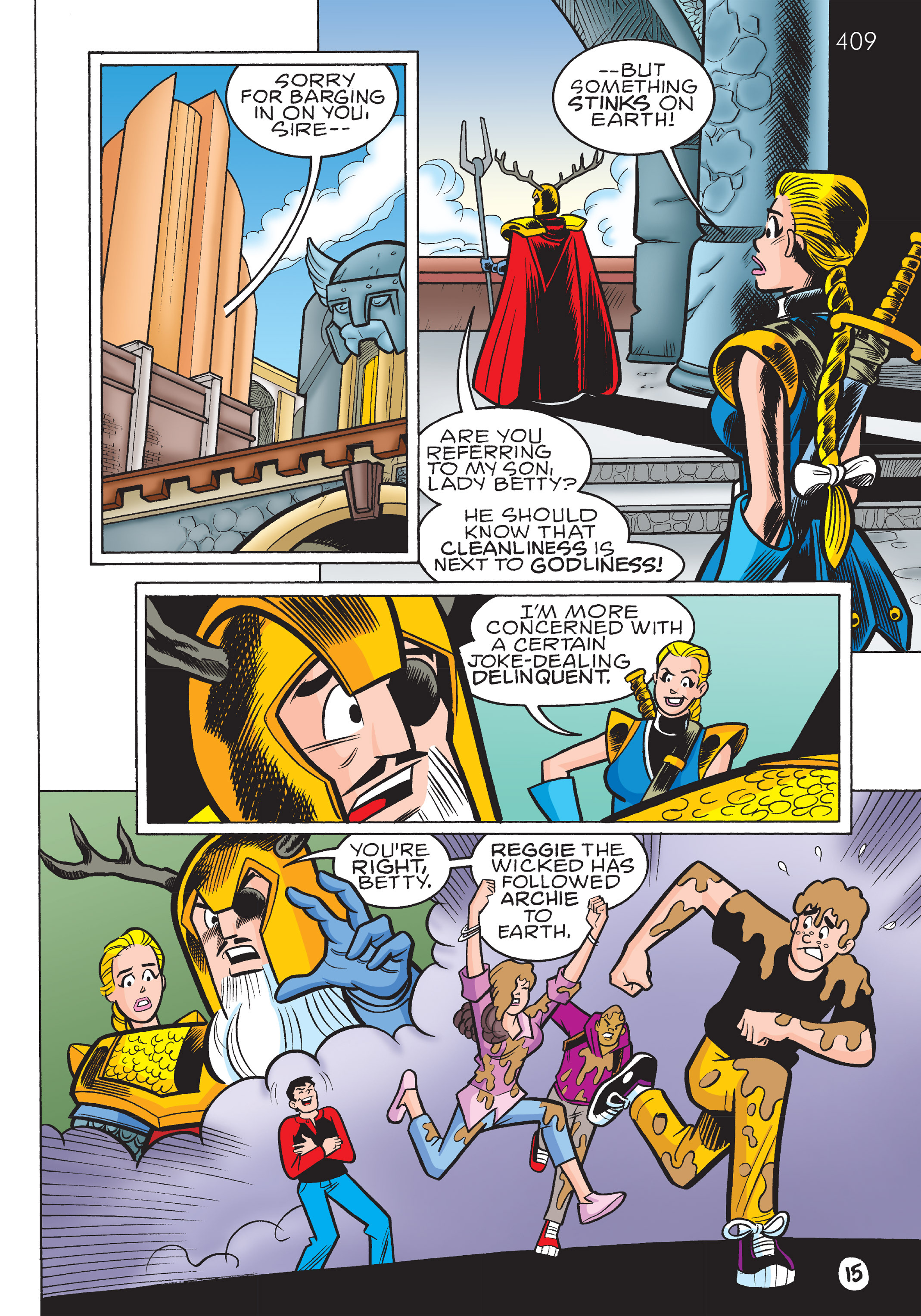 Read online The Best of Archie Comics comic -  Issue # TPB 4 (Part 2) - 199