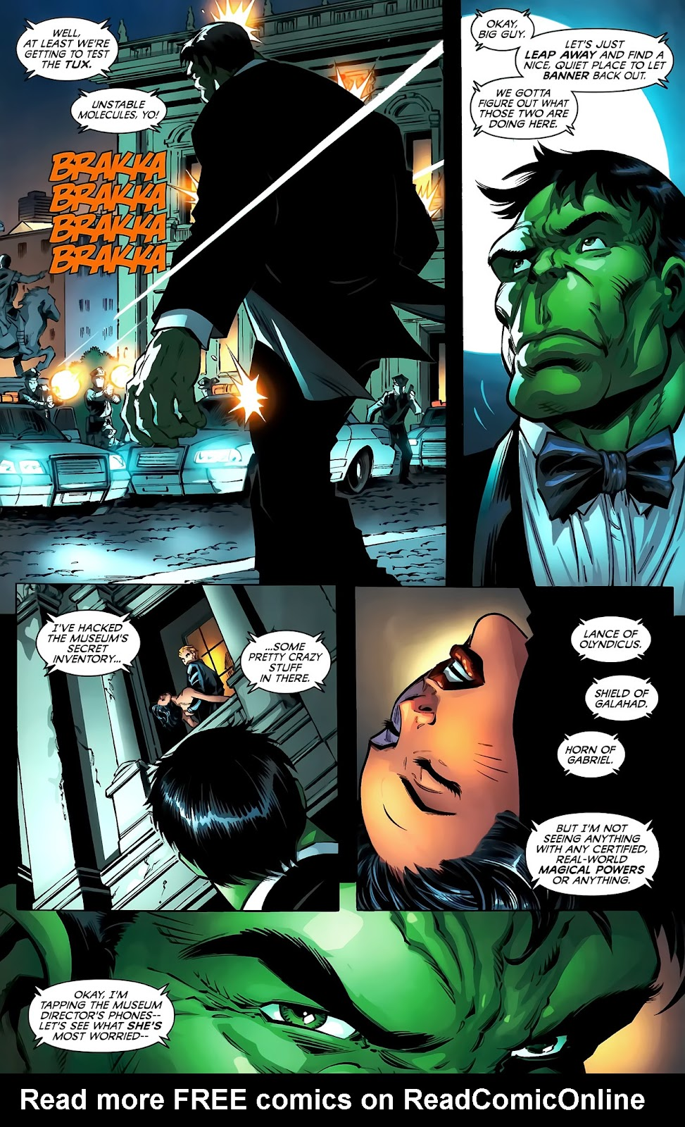 Incredible Hulks (2010) Issue #626 #16 - English 19