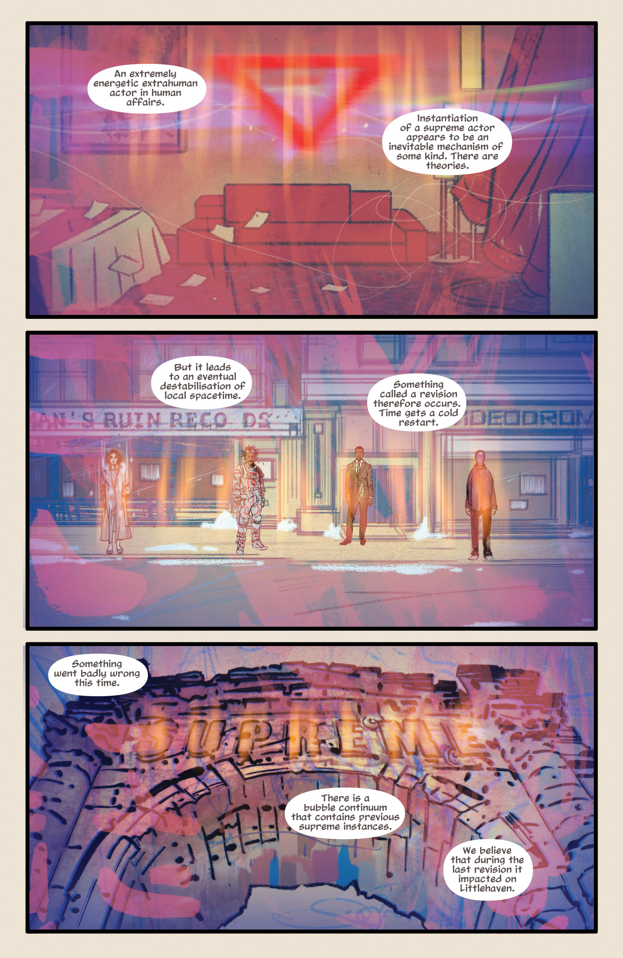 Read online Supreme Blue Rose comic -  Issue #4 - 12