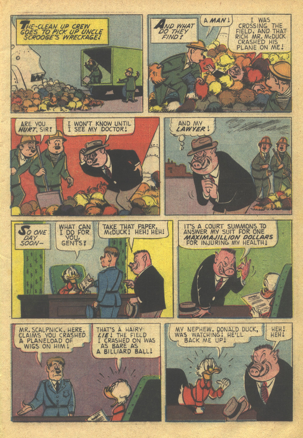 Uncle Scrooge (1953) Issue #85 #85 - English 5