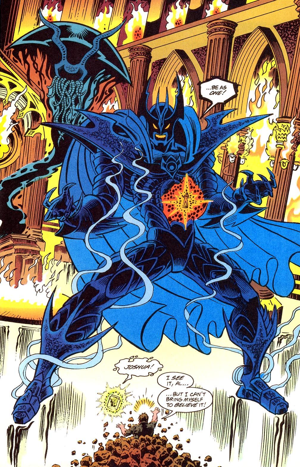 Read online Secret Defenders comic -  Issue #24 - 19