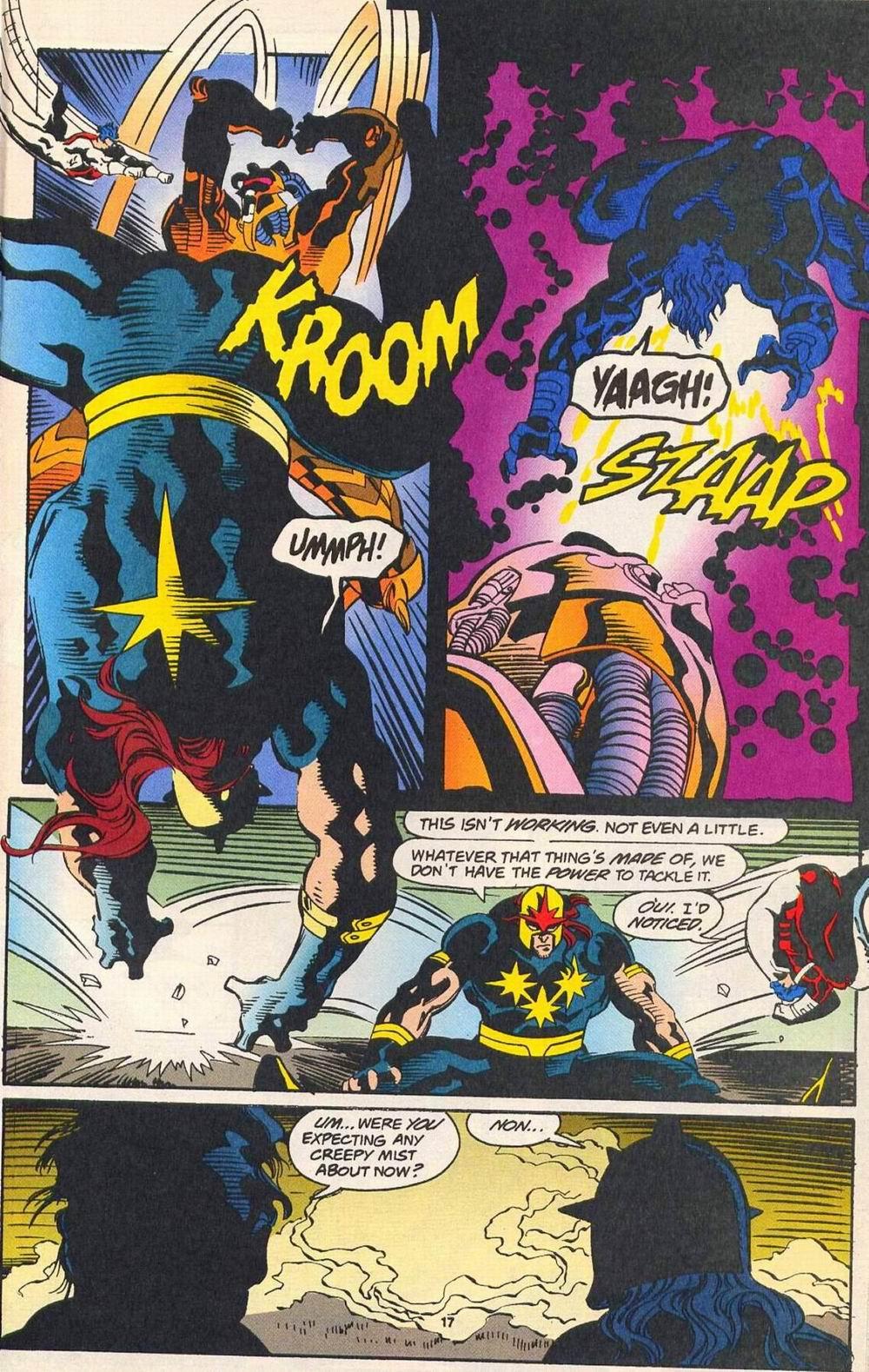 Read online Secret Defenders comic -  Issue #11 - 14