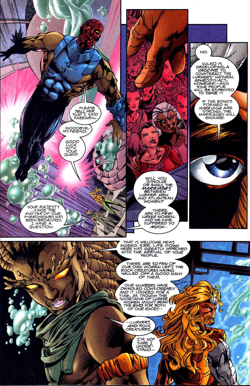 Aquaman (1994) Issue #62 #68 - English 9