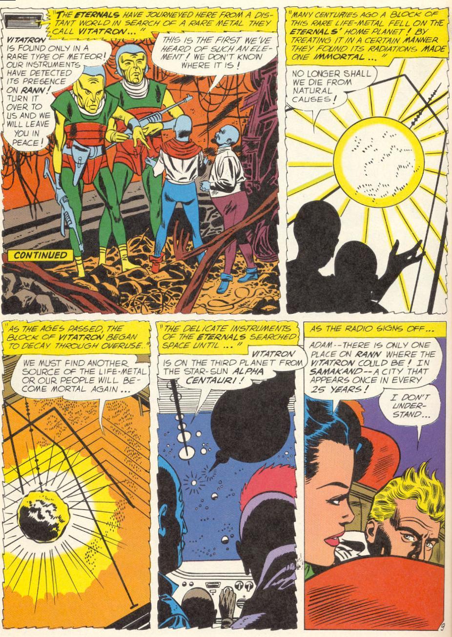 Read online Secret Origins (1961) comic -  Issue # Full - 23