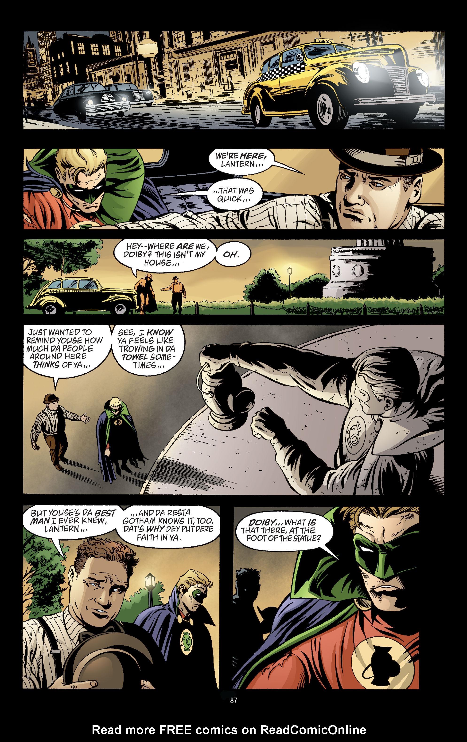 Batman: The Man Who Laughs chap 1 pic 88