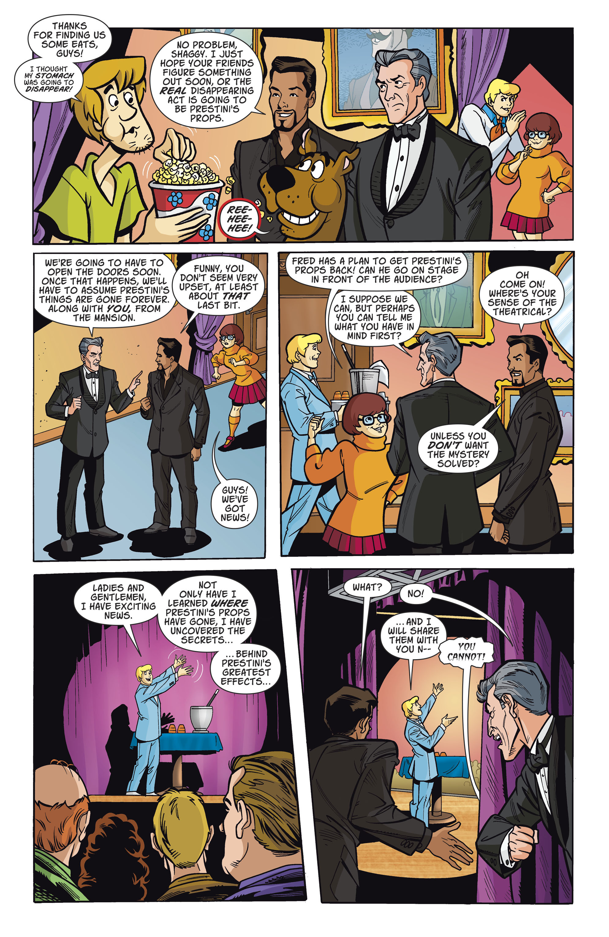 Read online Scooby-Doo: Where Are You? comic -  Issue #79 - 10