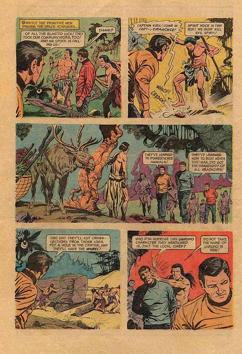 Star Trek (1967) Issue #17 #17 - English 6