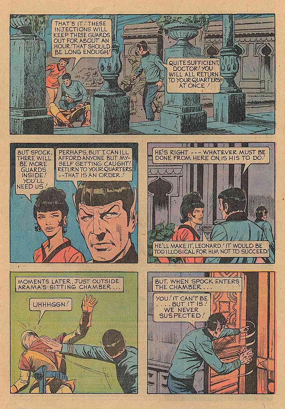 Star Trek (1967) Issue #31 #31 - English 14