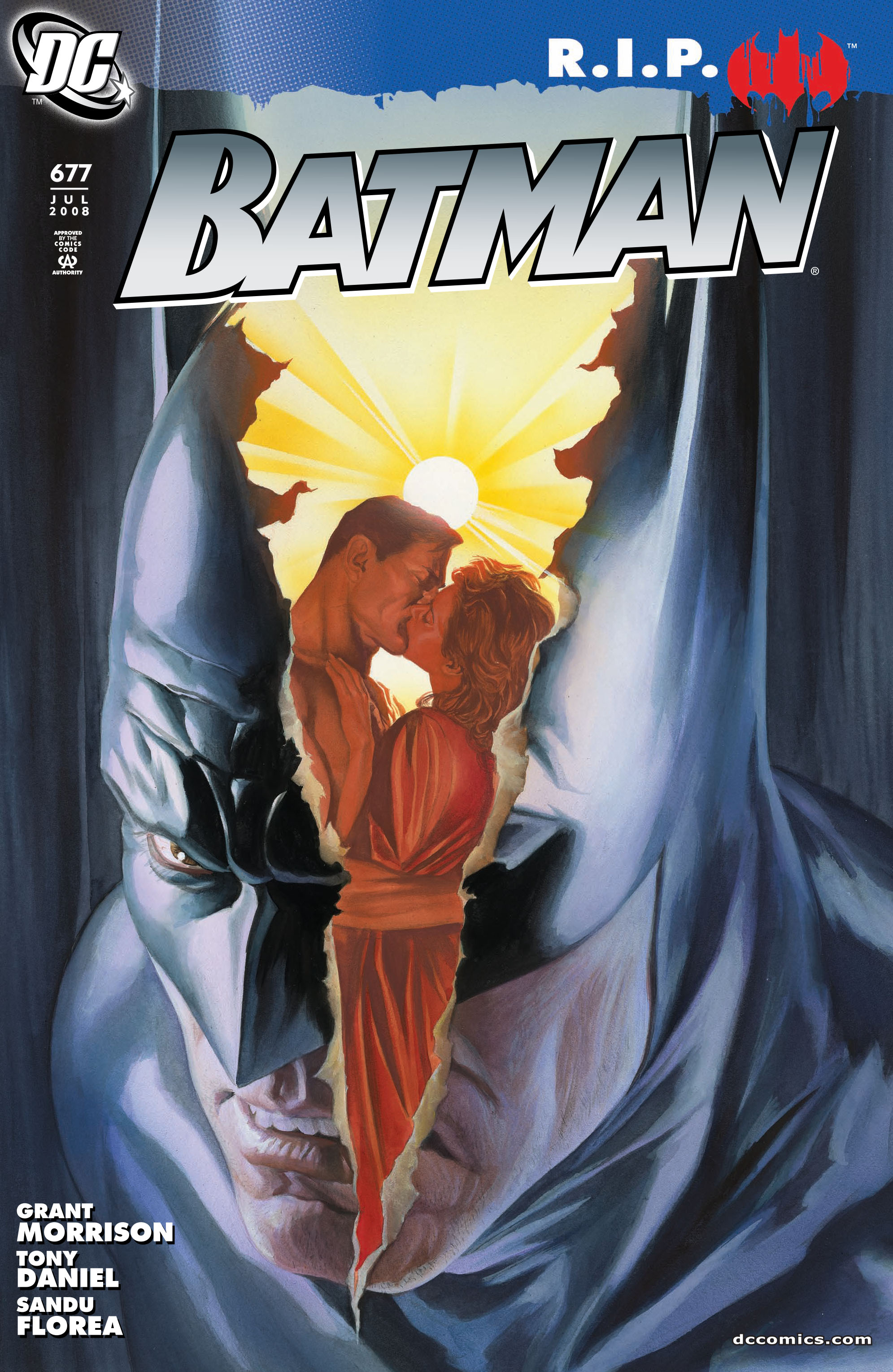 Batman (1940) 677 Page 1