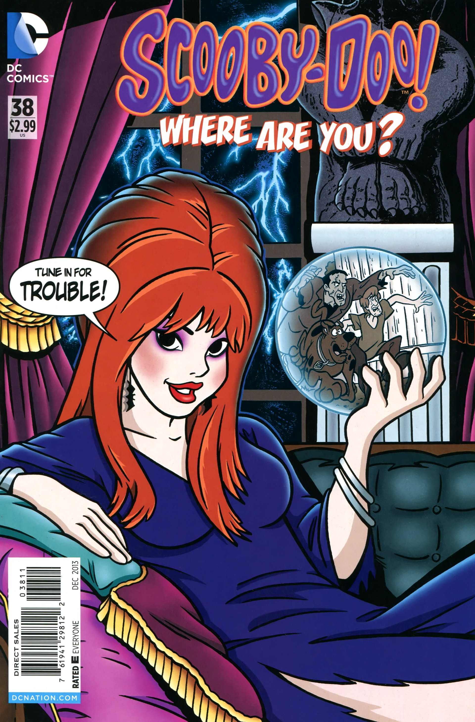 Read online Scooby-Doo: Where Are You? comic -  Issue #38 - 1