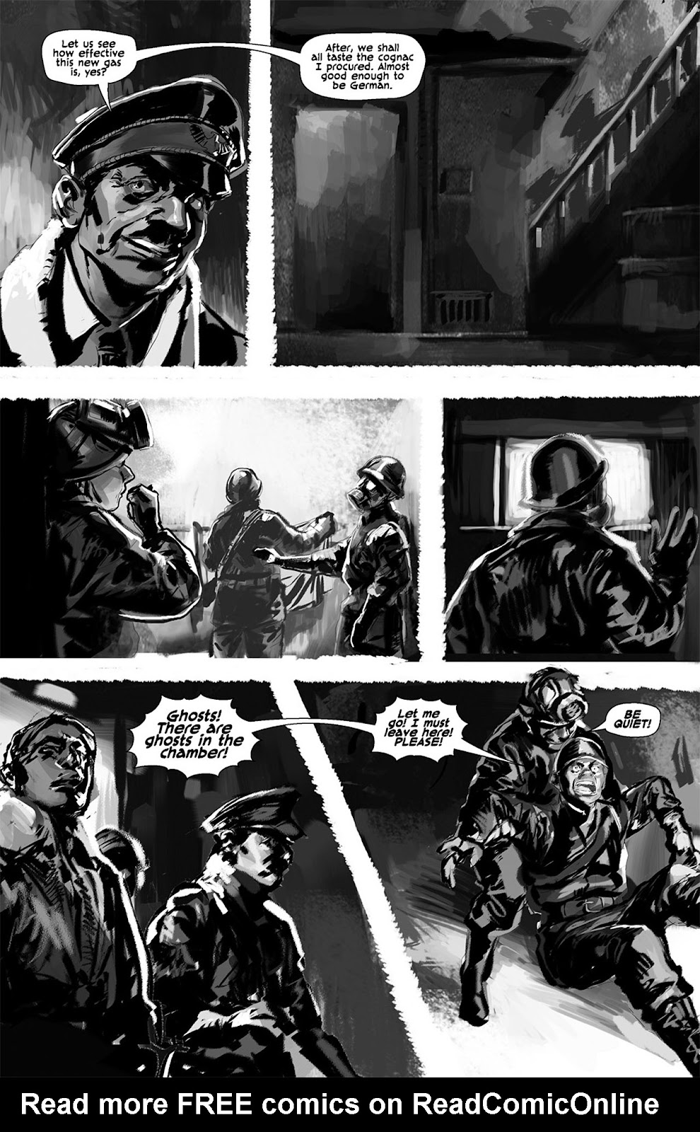 Creepy (2009) Issue #1 #1 - English 26