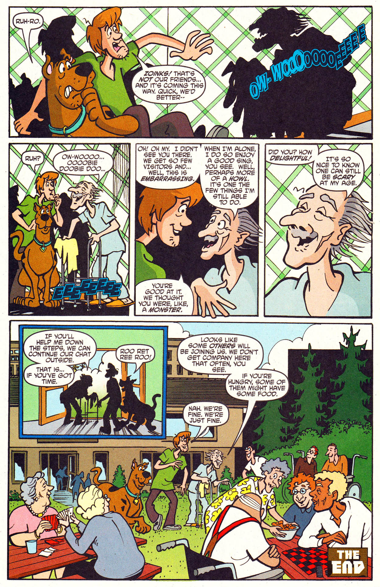 Read online Scooby-Doo (1997) comic -  Issue #111 - 32