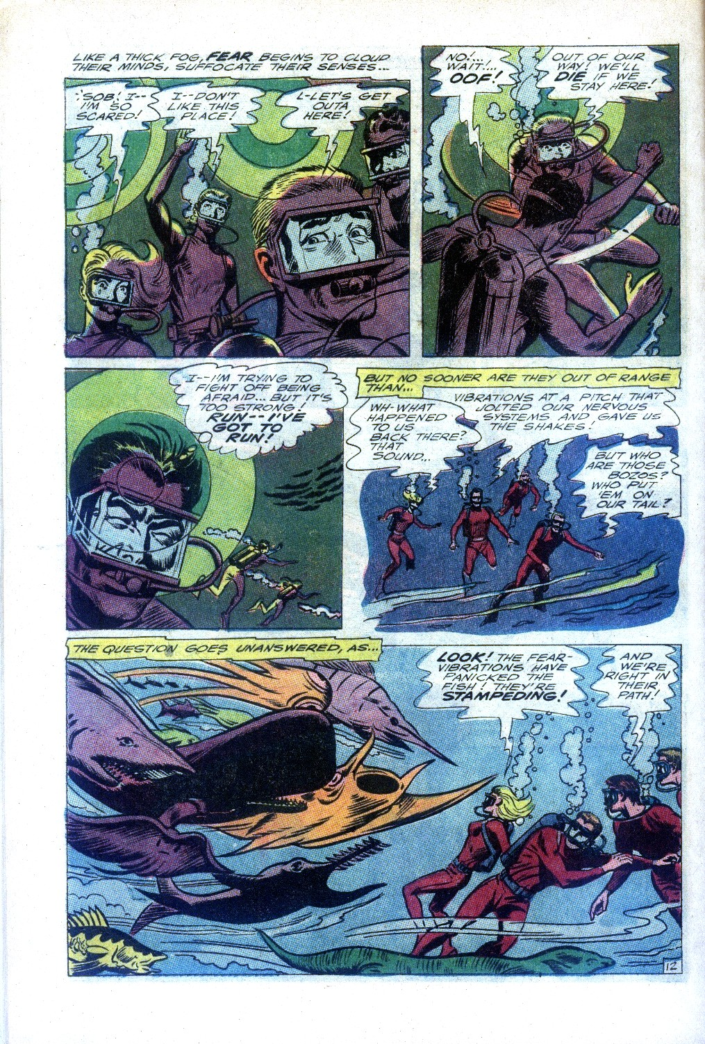 Read online Sea Devils comic -  Issue #27 - 17