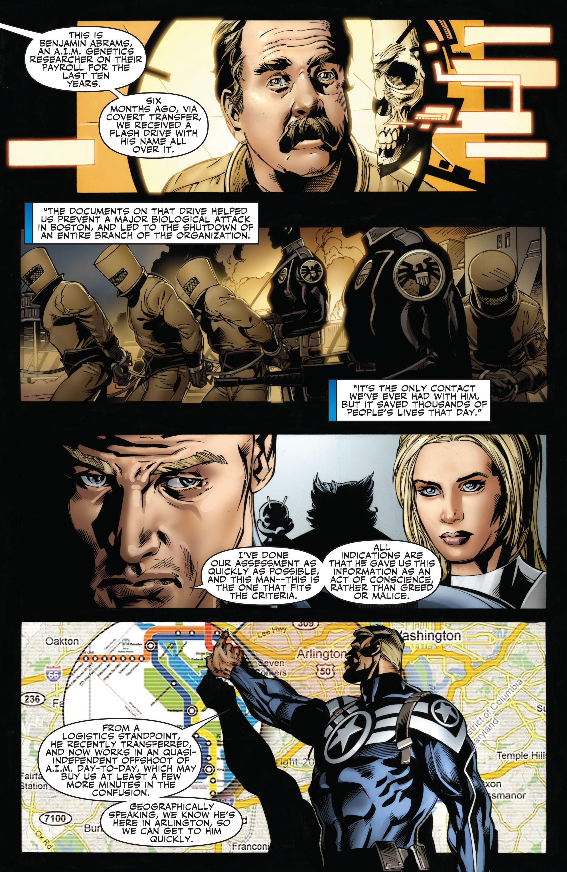Read online Secret Avengers (2010) comic -  Issue #12.1 - 10