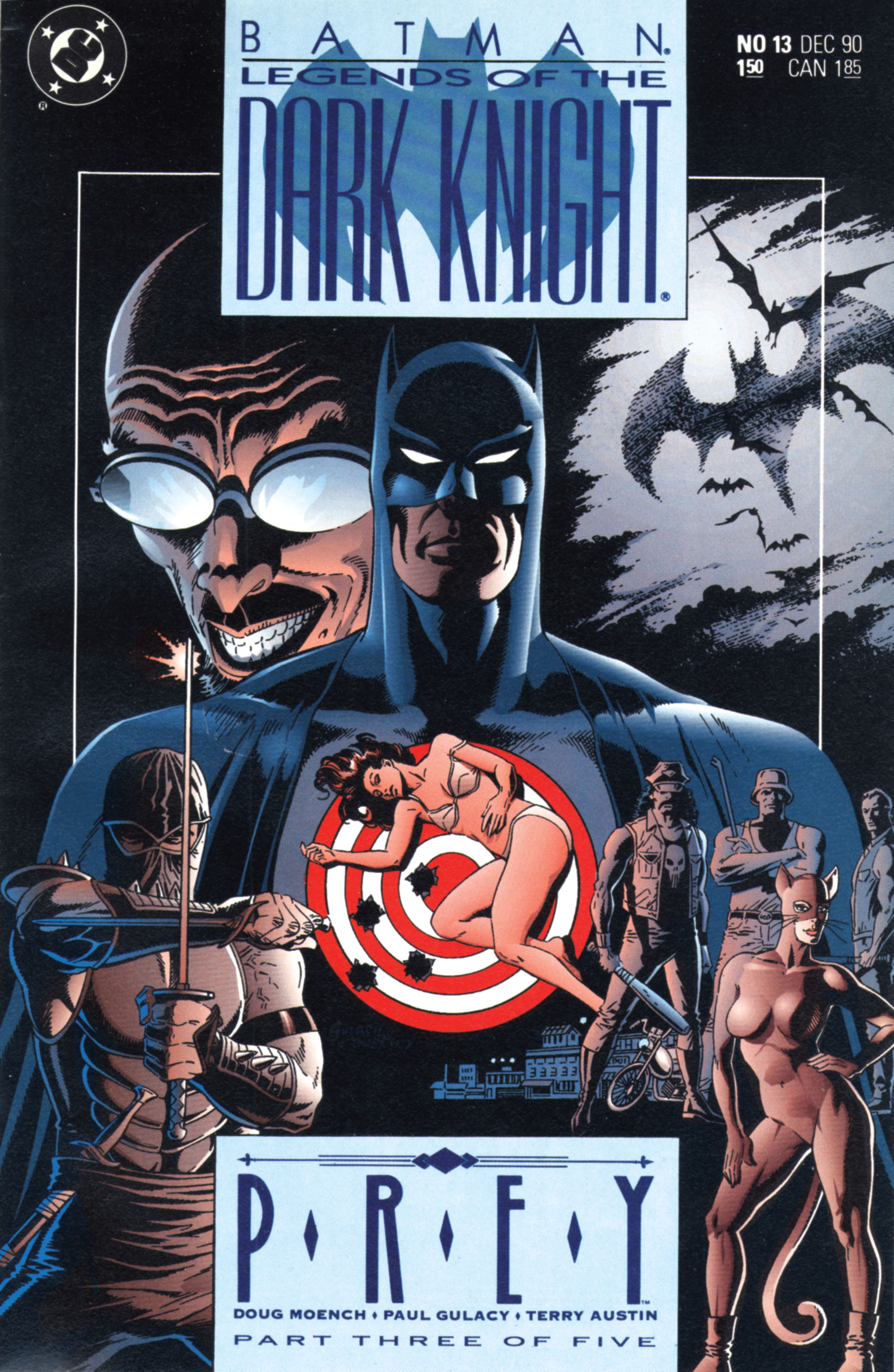 Batman: Legends of the Dark Knight 13 Page 1