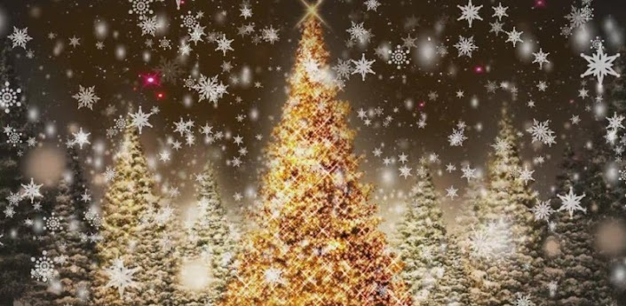 android apps christmas tree live wallpaper 3