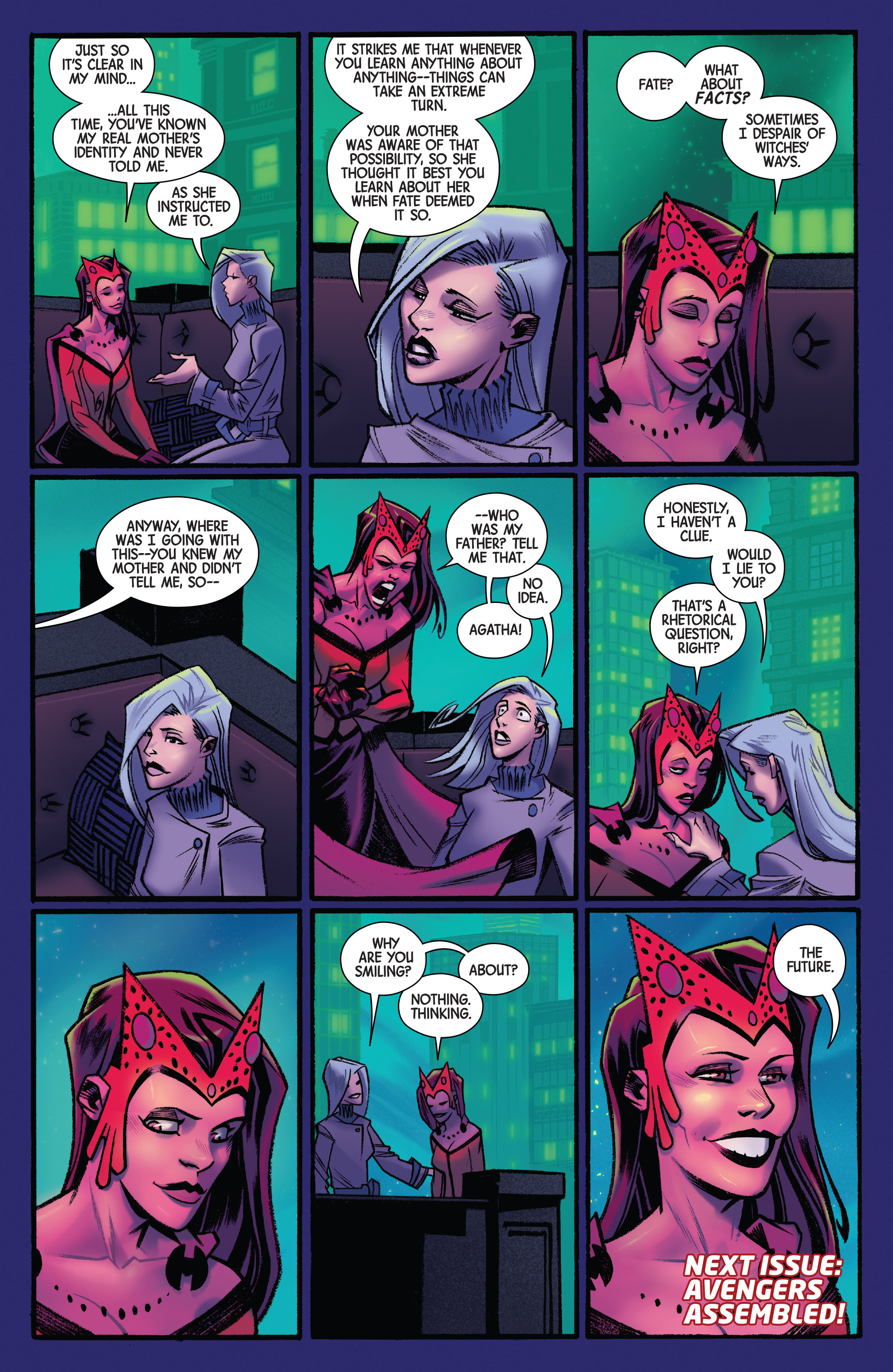 Read online Scarlet Witch (2016) comic -  Issue #14 - 20