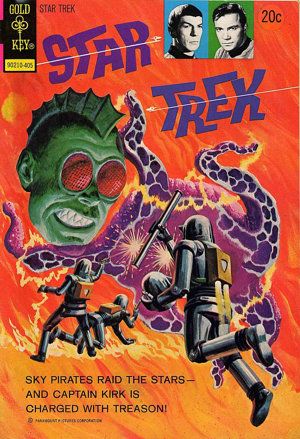 Star Trek (1967) Issue #24 #24 - English 1