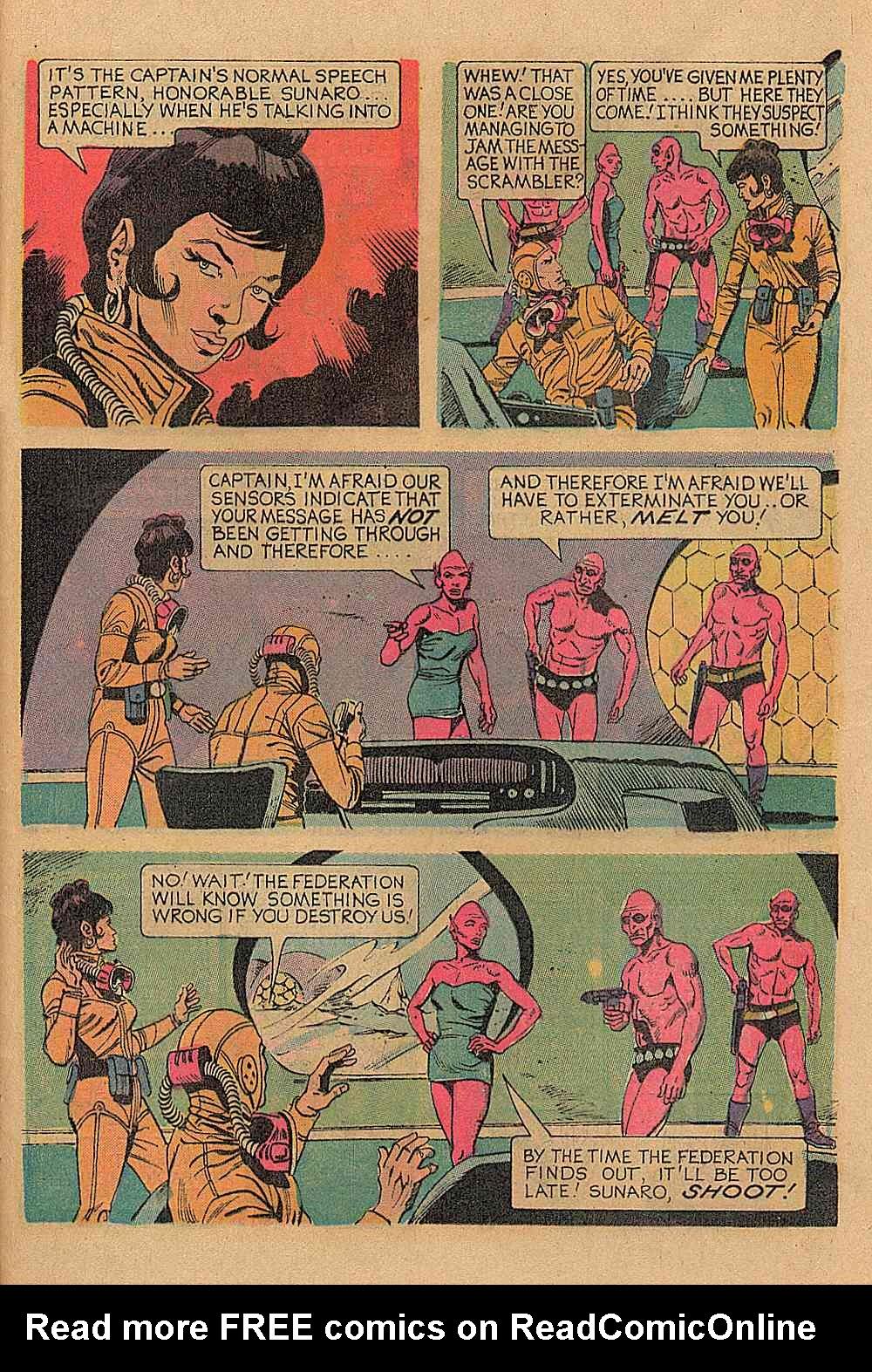 Star Trek (1967) Issue #27 #27 - English 19