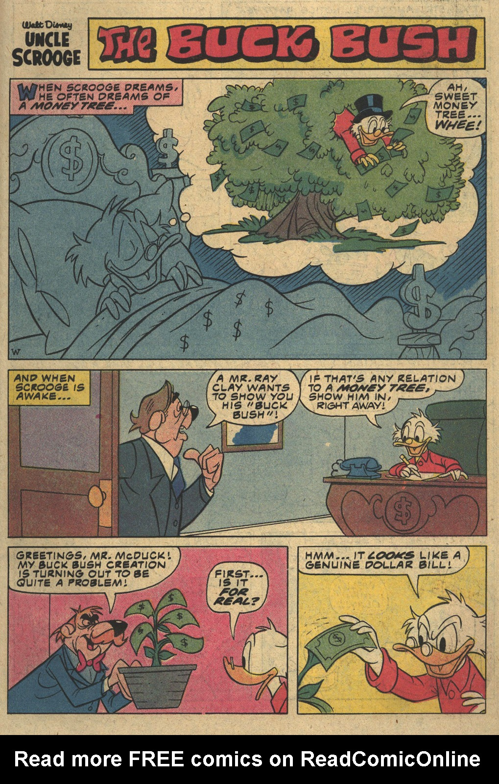 Uncle Scrooge (1953) Issue #186 #186 - English 15