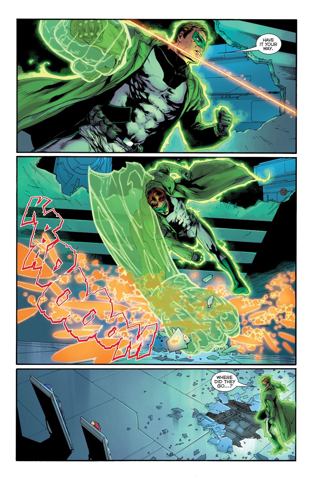 Green Lantern (2011) Issue #52 #61 - English 7