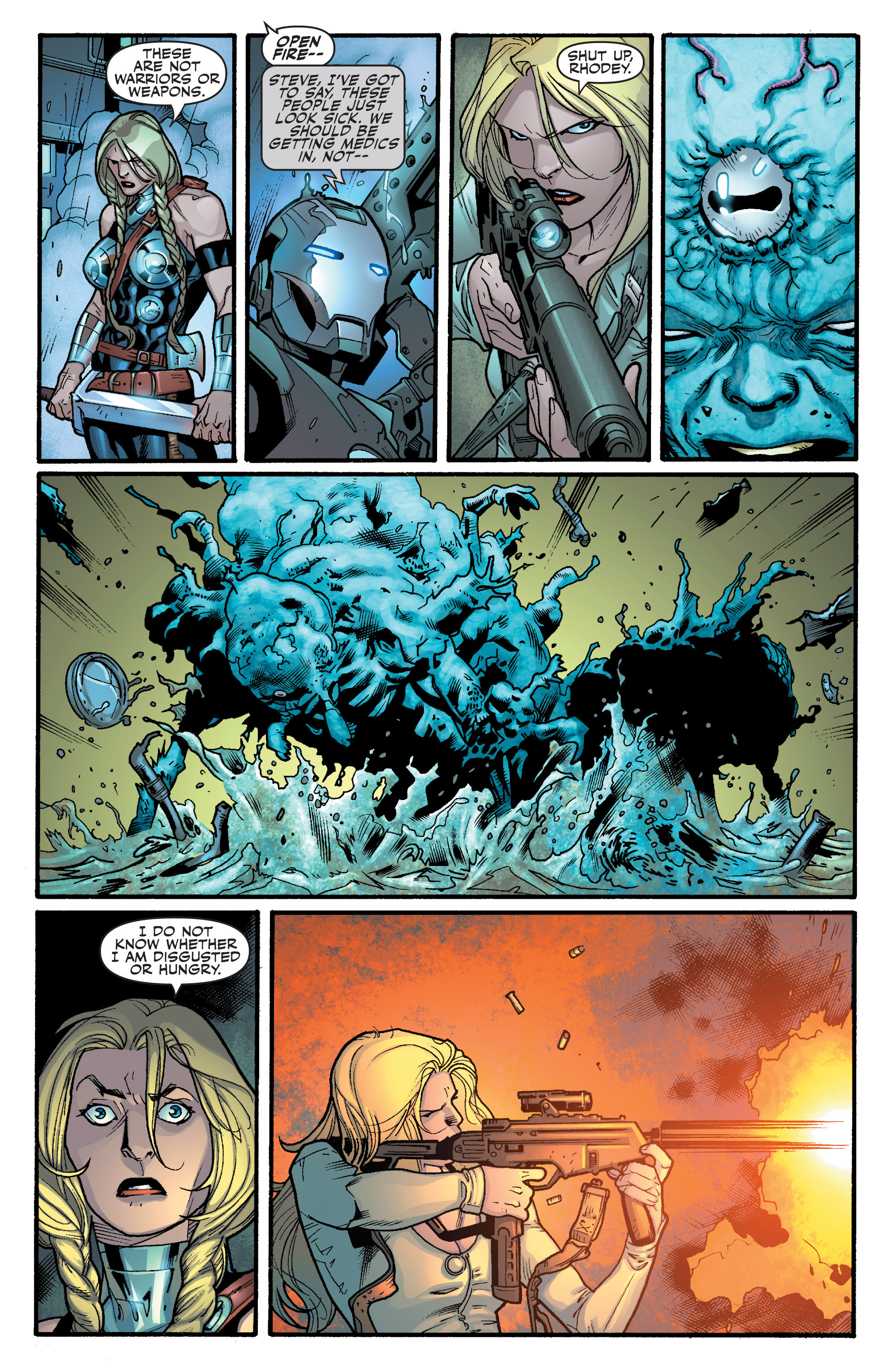 Read online Secret Avengers (2010) comic -  Issue #21 - 13