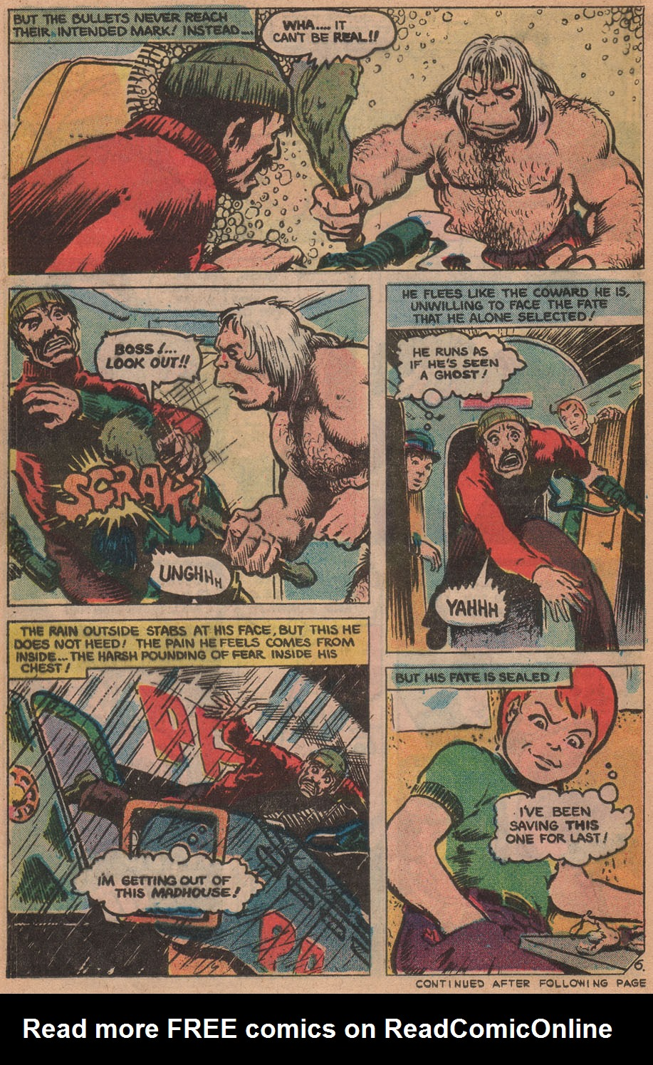 Read online Scary Tales comic -  Issue #17 - 16